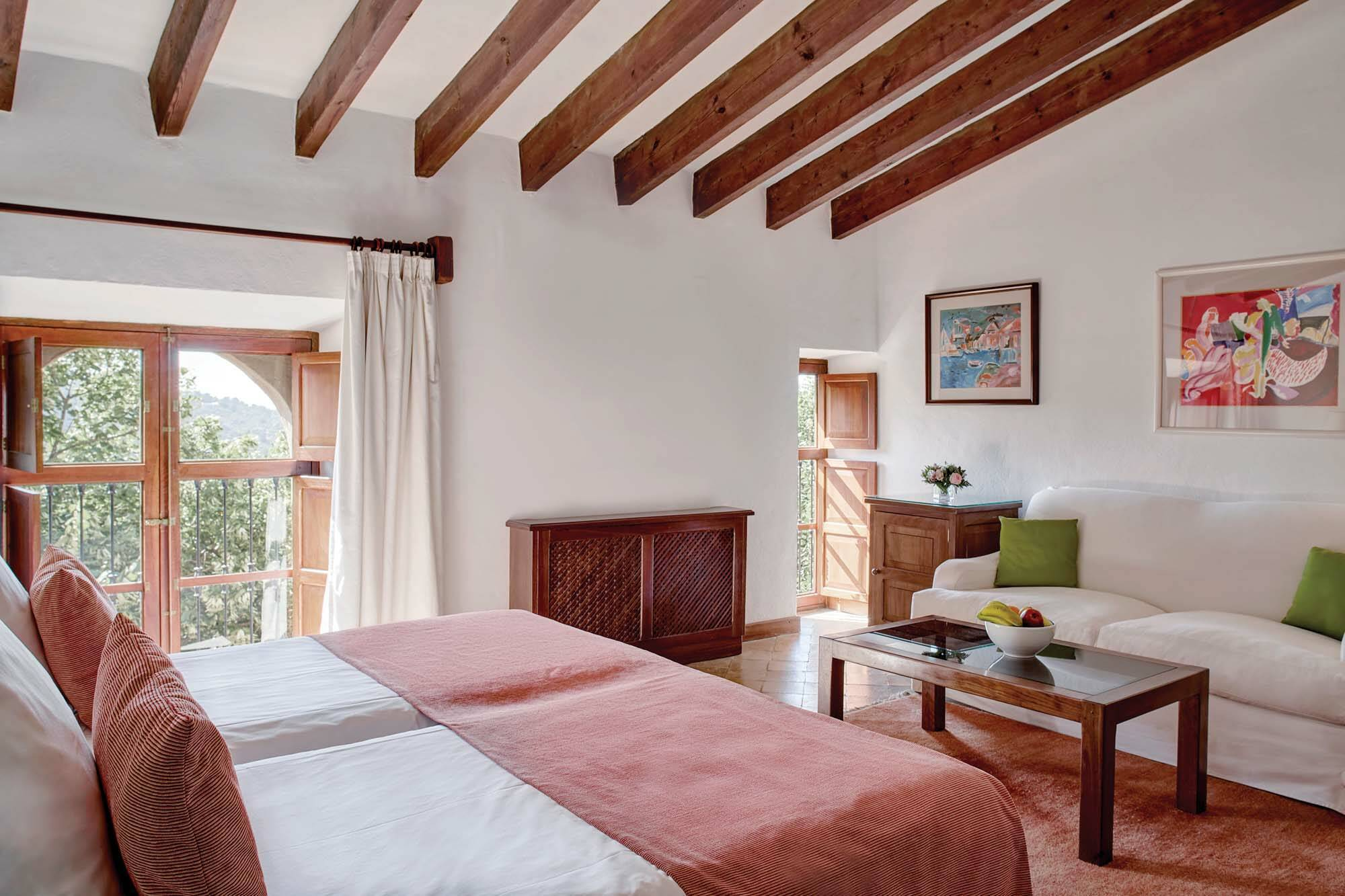 Belmond Residencia Majorque Chambre
