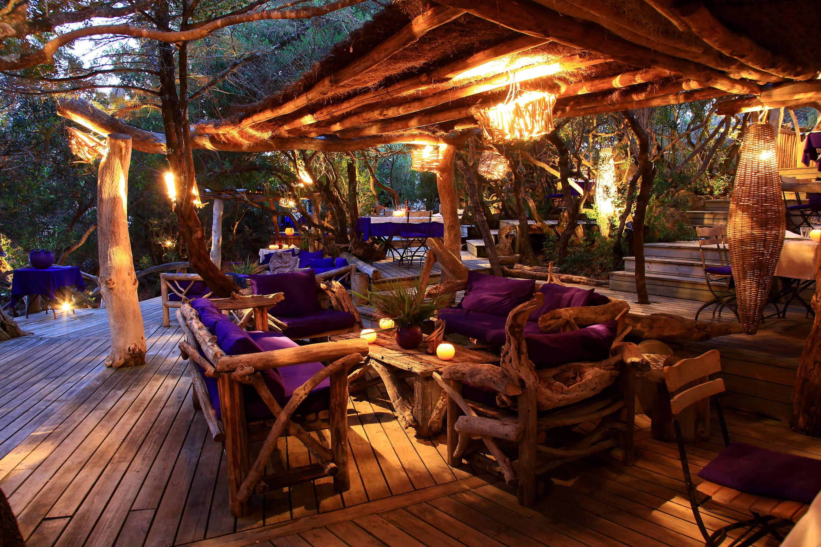 Domaine De Murtoli Beach Restaurant Corse Camille Moirenc
