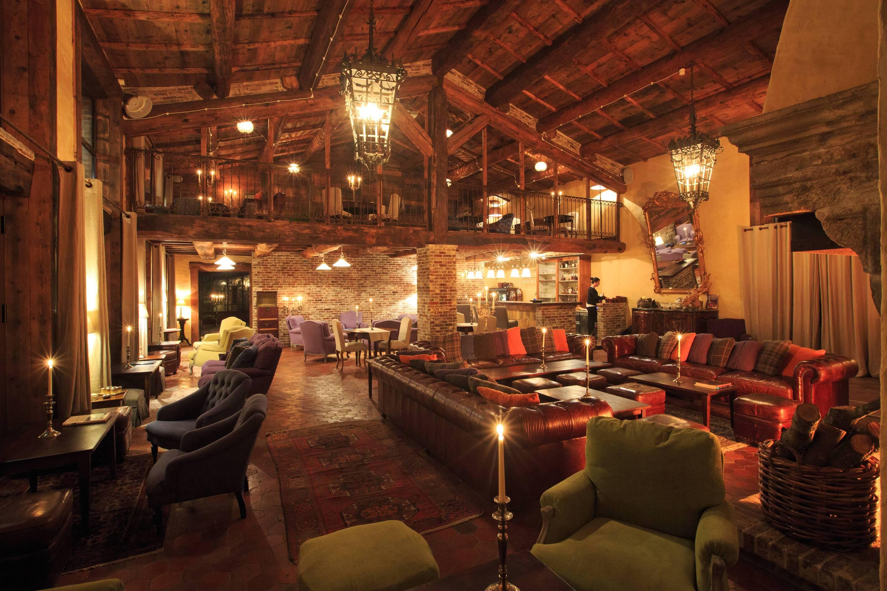 Domaine De Murtoli Farm Bar Corse Camille Moirenc