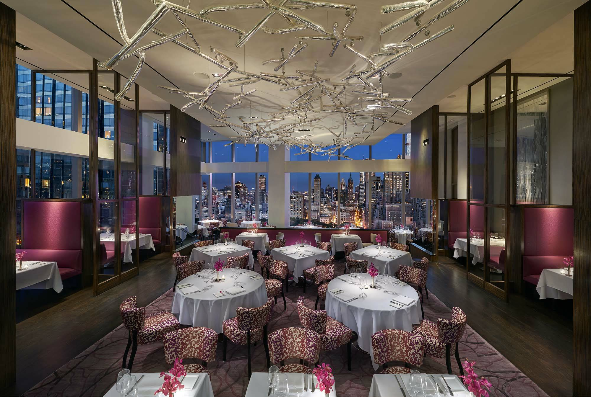 Mandarin Oriental New York Restaurant Asiate