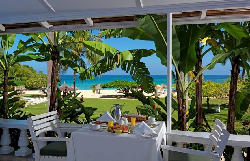 Jamaica Inn Vue Suite Jamaique