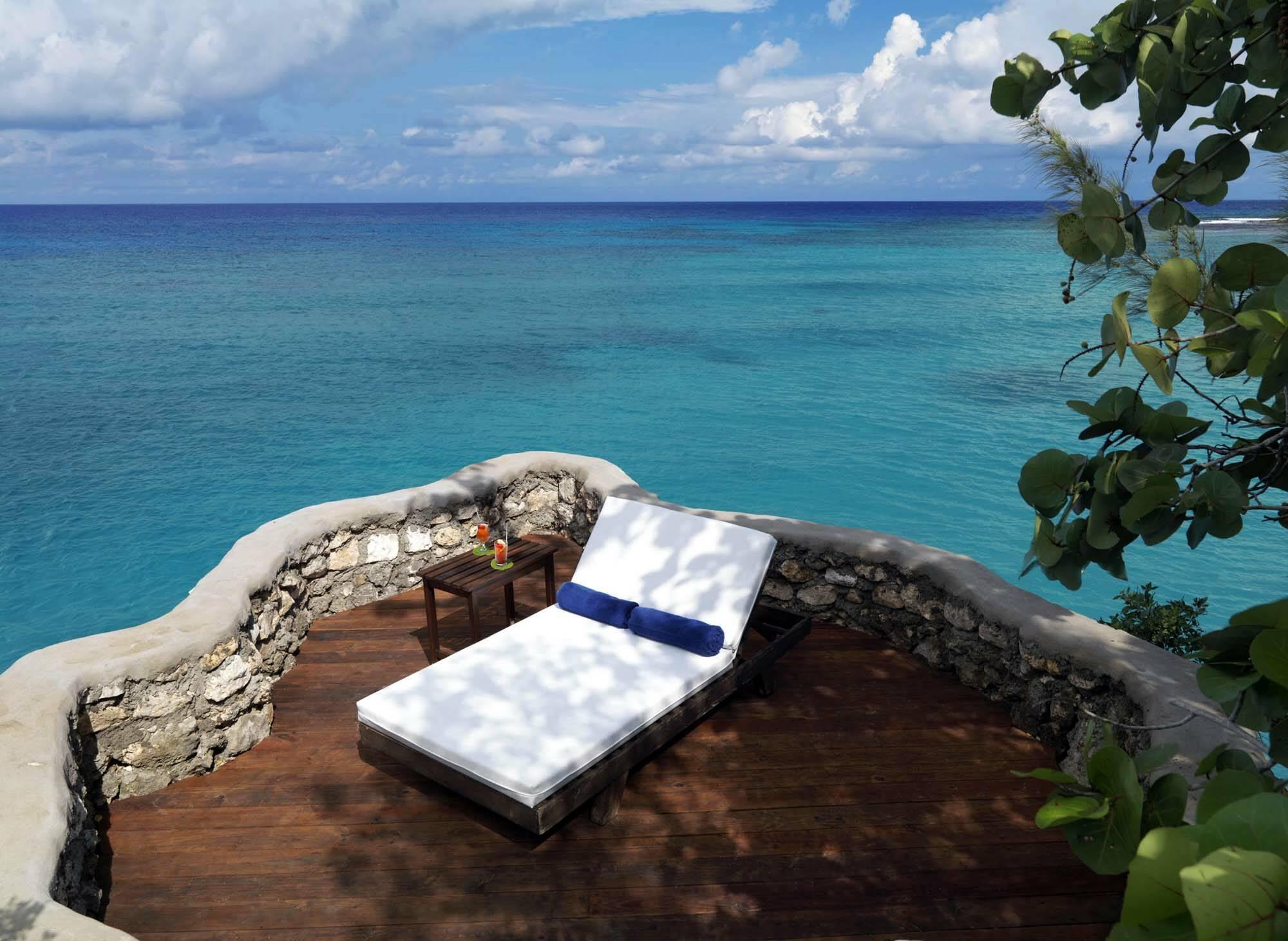 Jamaica Inn White suite Jamaique