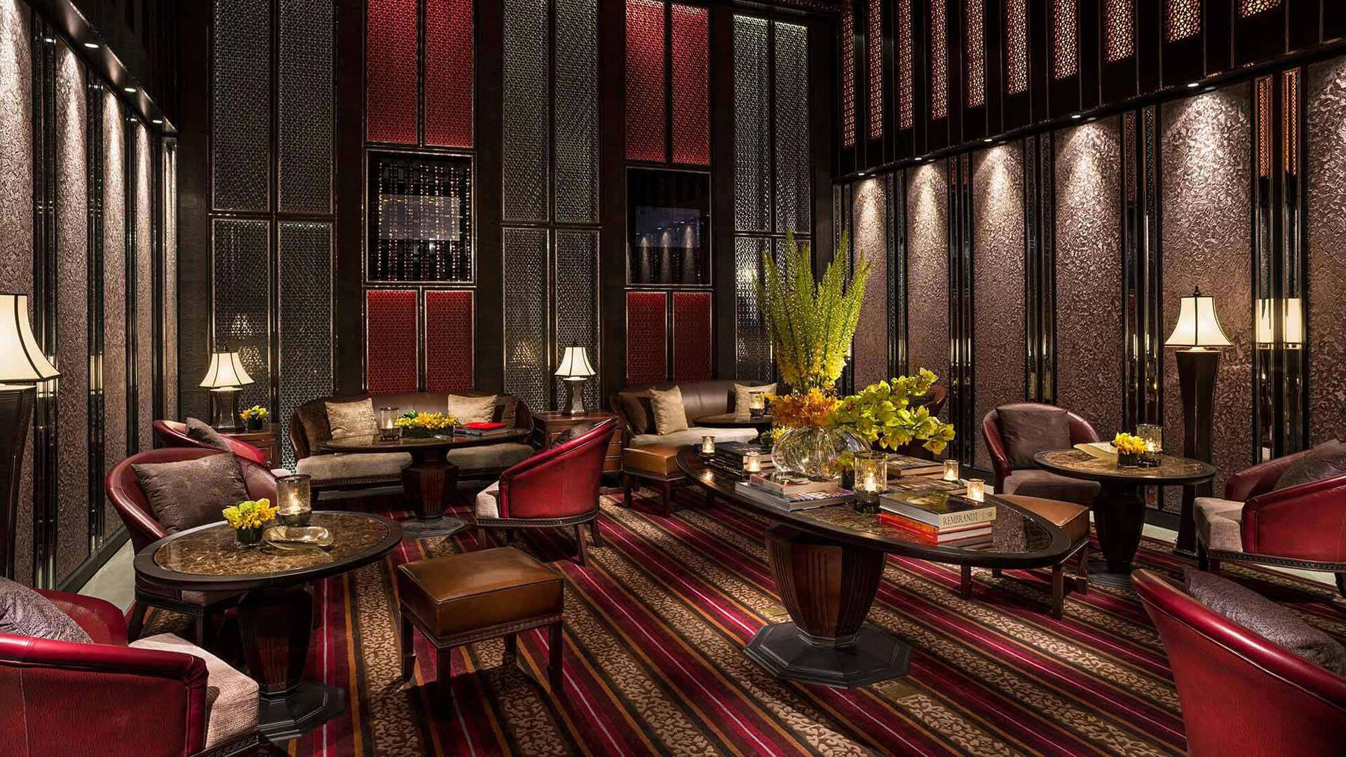 Four Seasons Shanghai Pudong Camelia