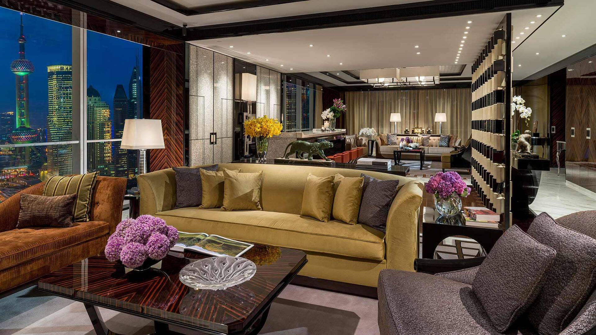 Four Seasons Shanghai Pudong Suite Presidentielle
