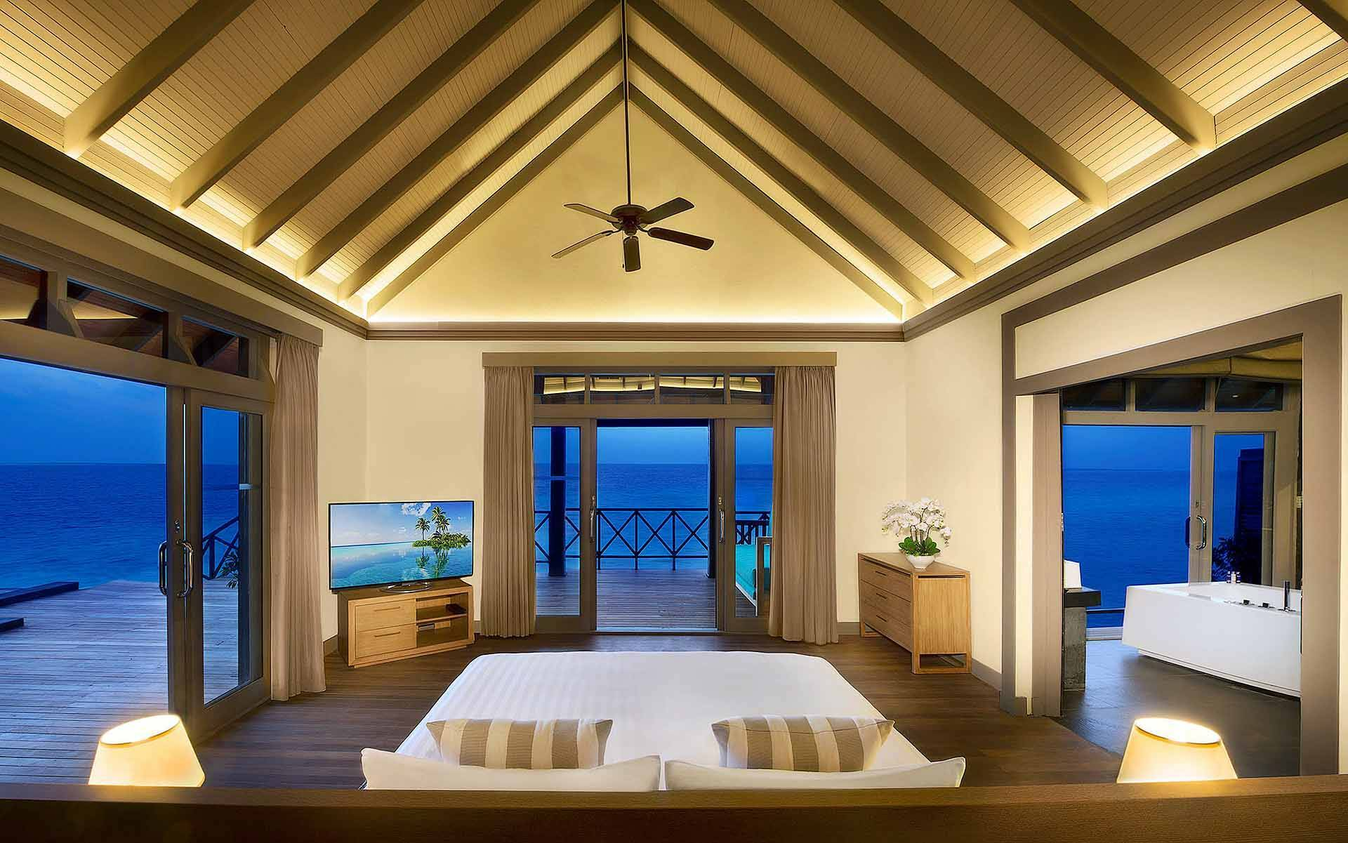 JA Manafaru Grand Water Suite Maldives
