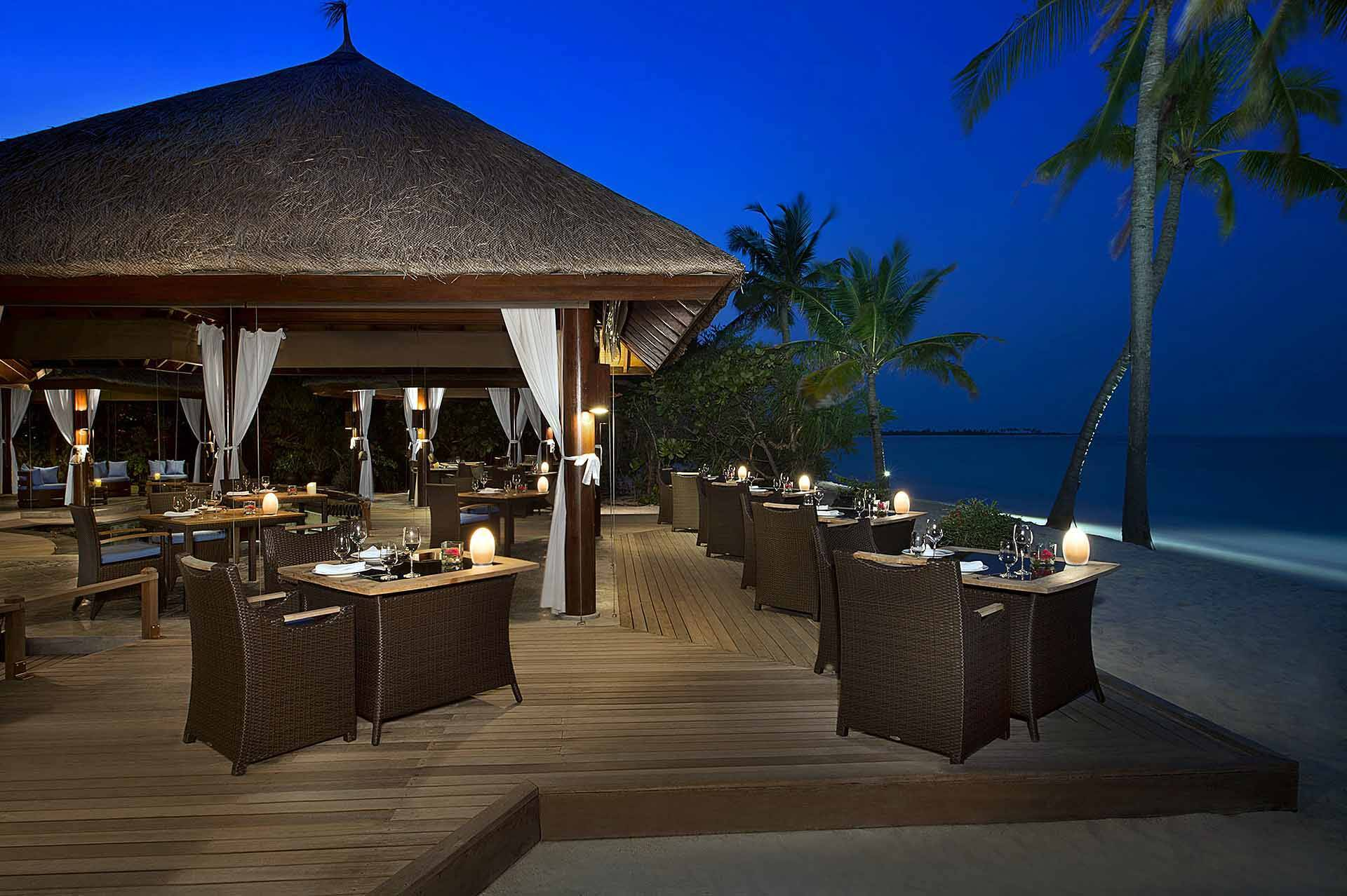 JA Manafaru Restaurant Maldives