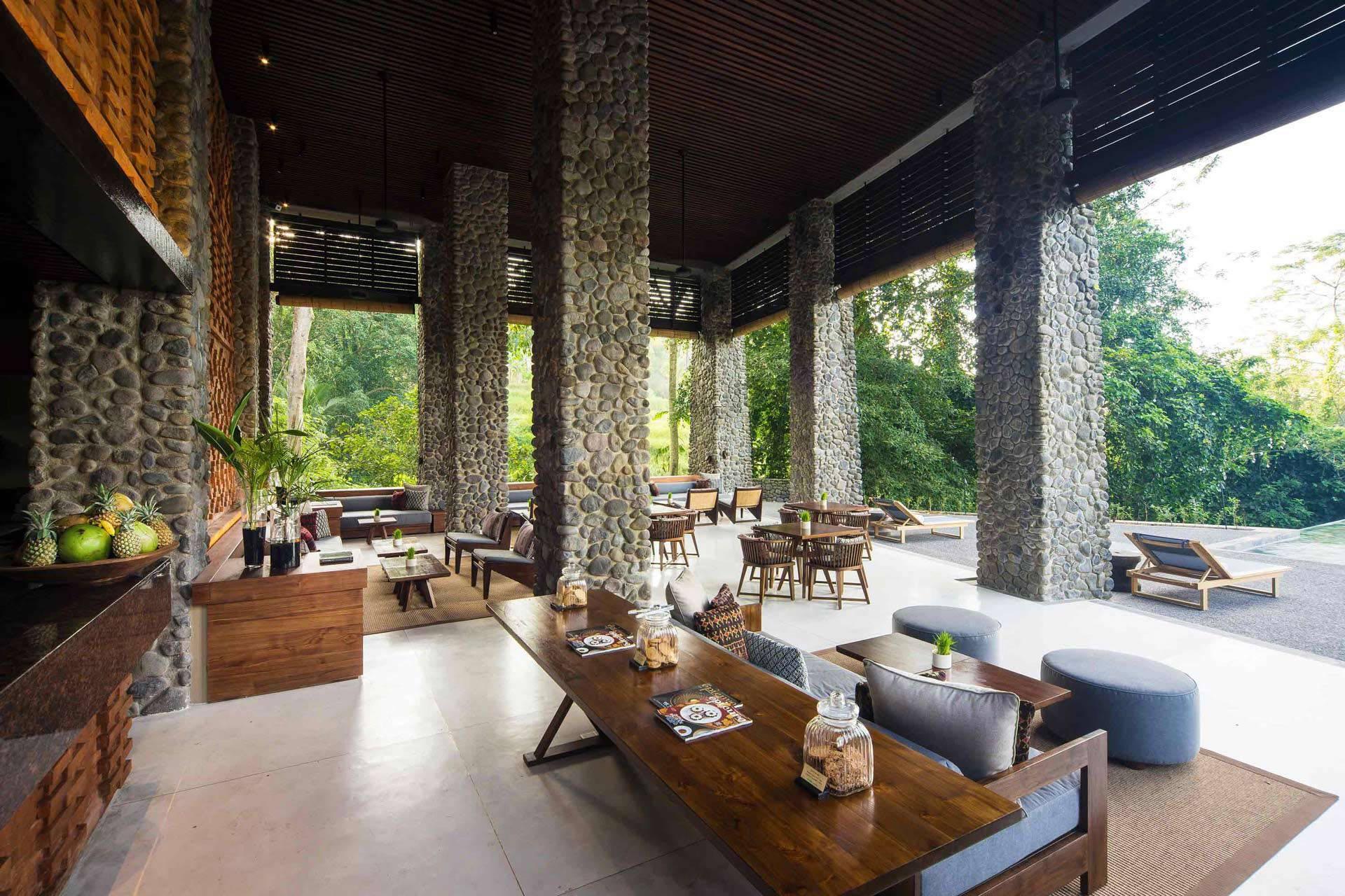 Alila Ubud Bali Lounge