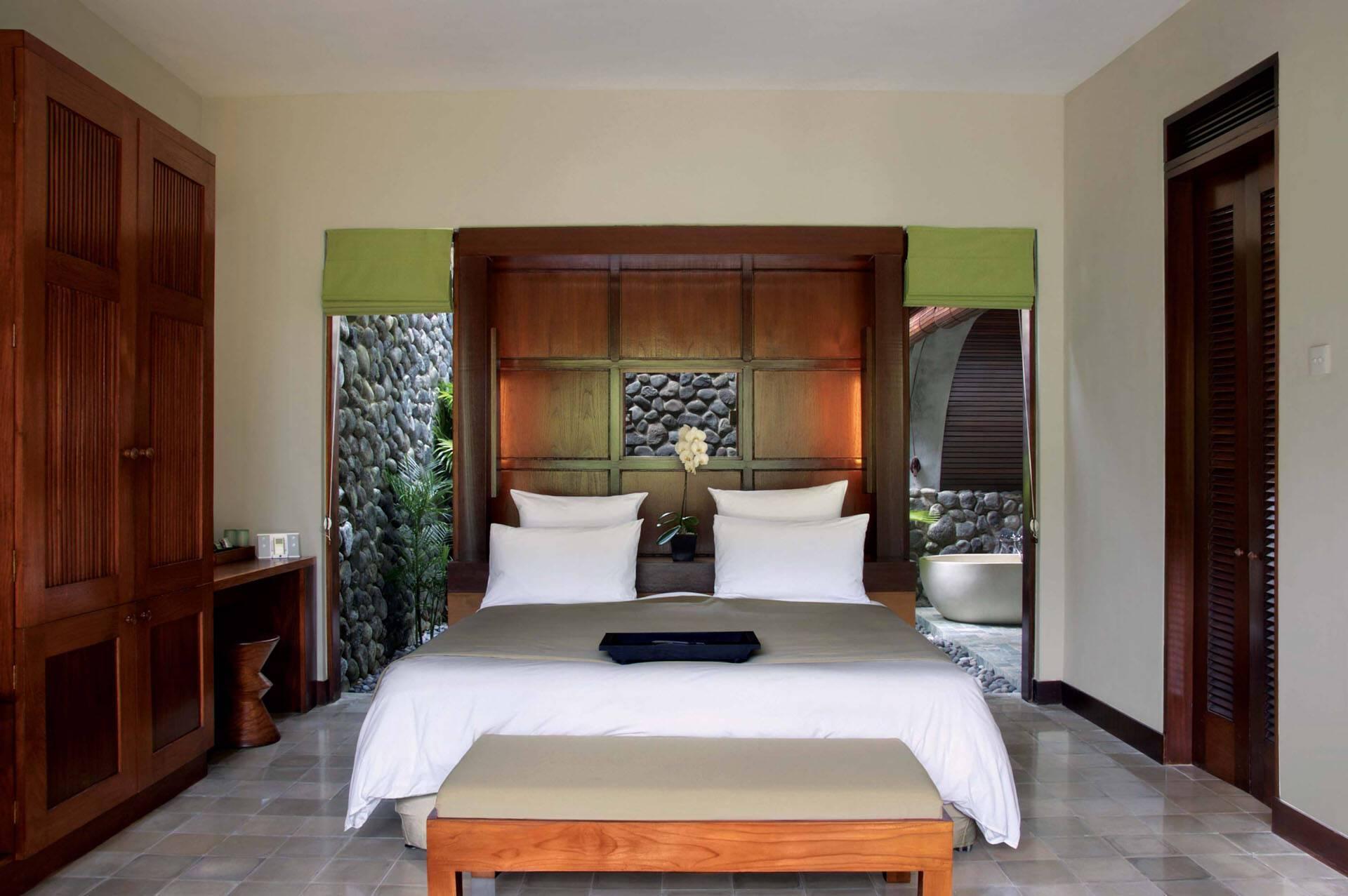 Alila Ubud Bali deluxe Room