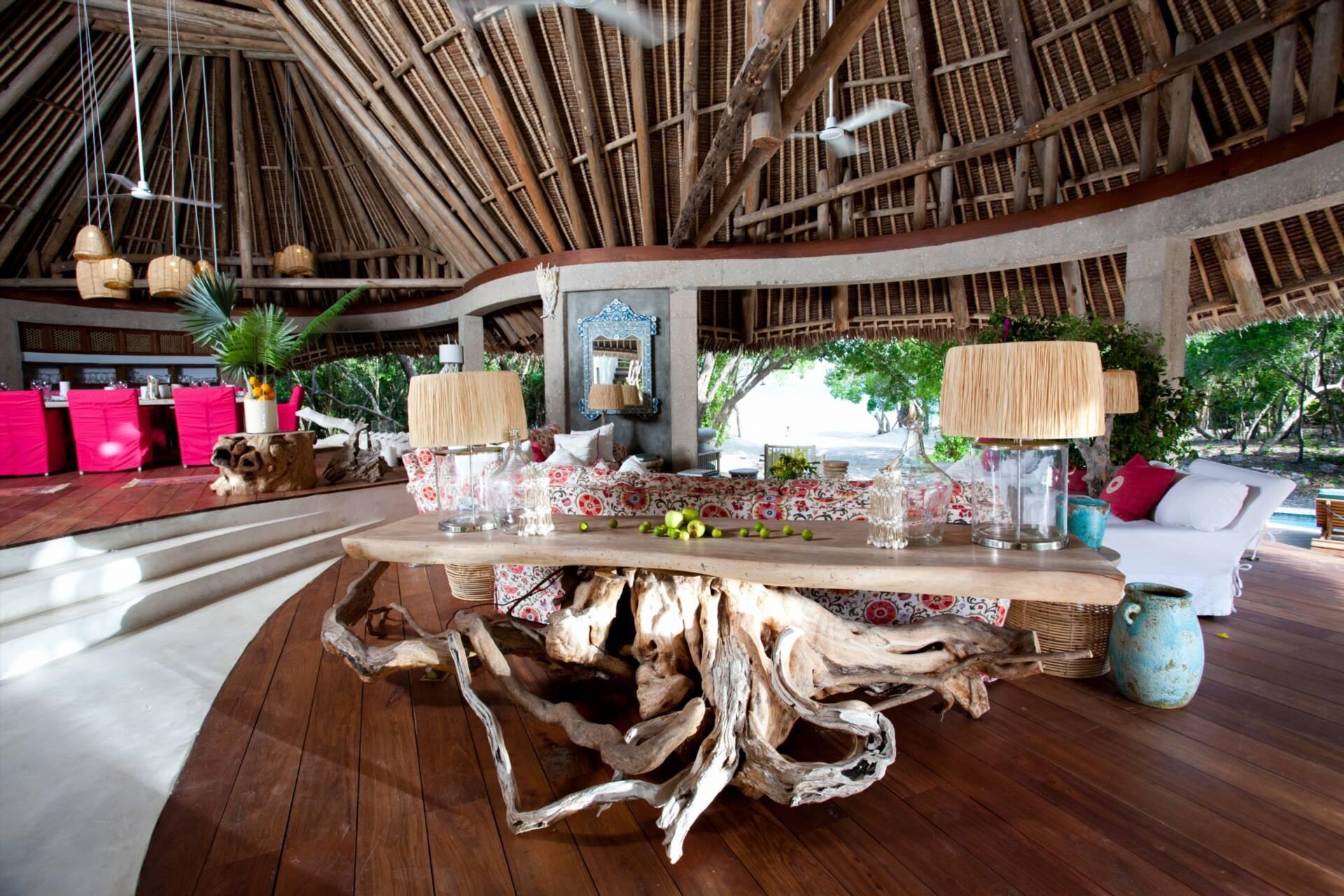 Vamizi Island Casamina Living Mozambique AndBeyond
