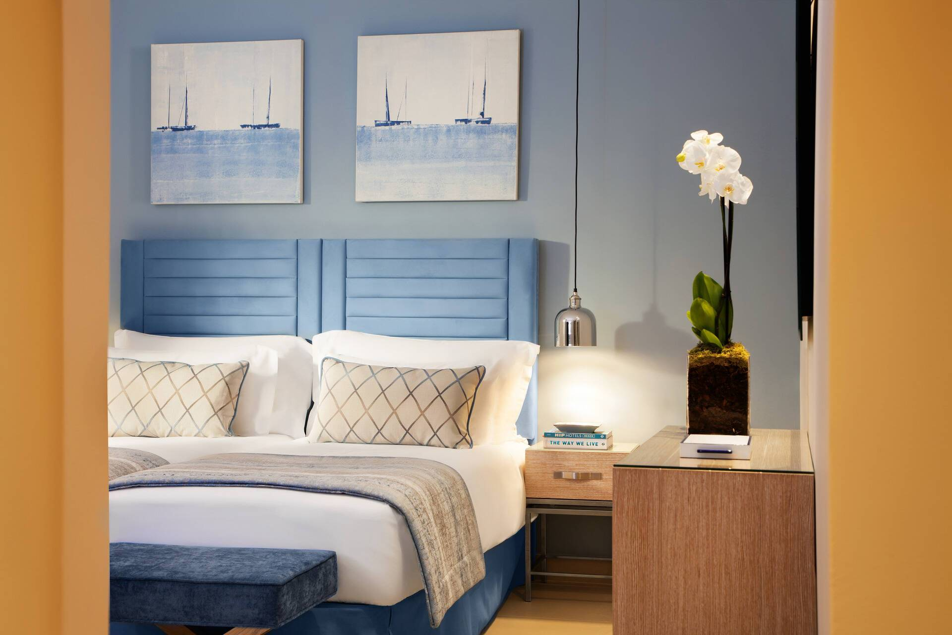 Ikos Oceania One Bedroom Family Suite Chambre Grece