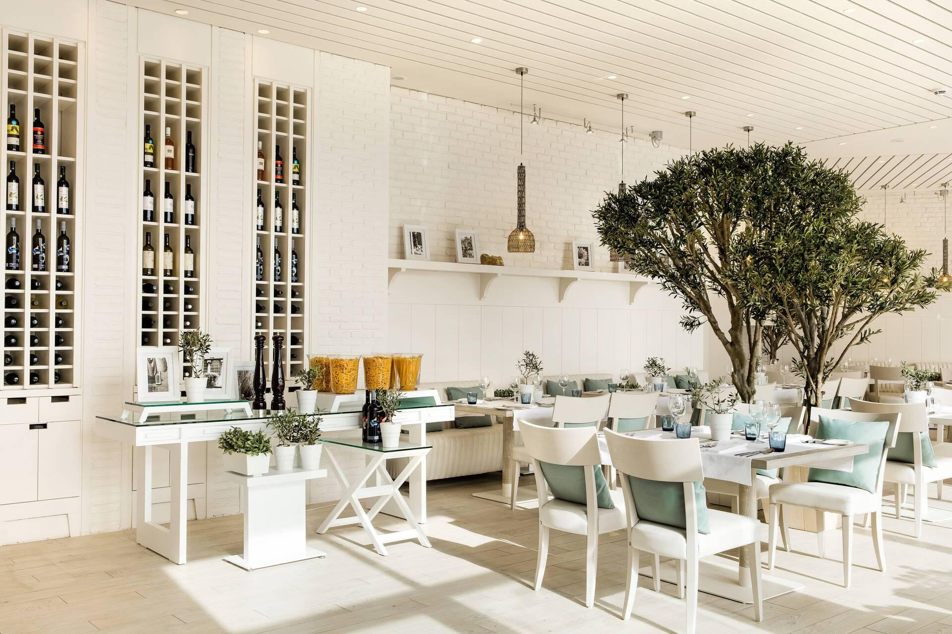 Ikos Oceania Restaurant Fusco Grece