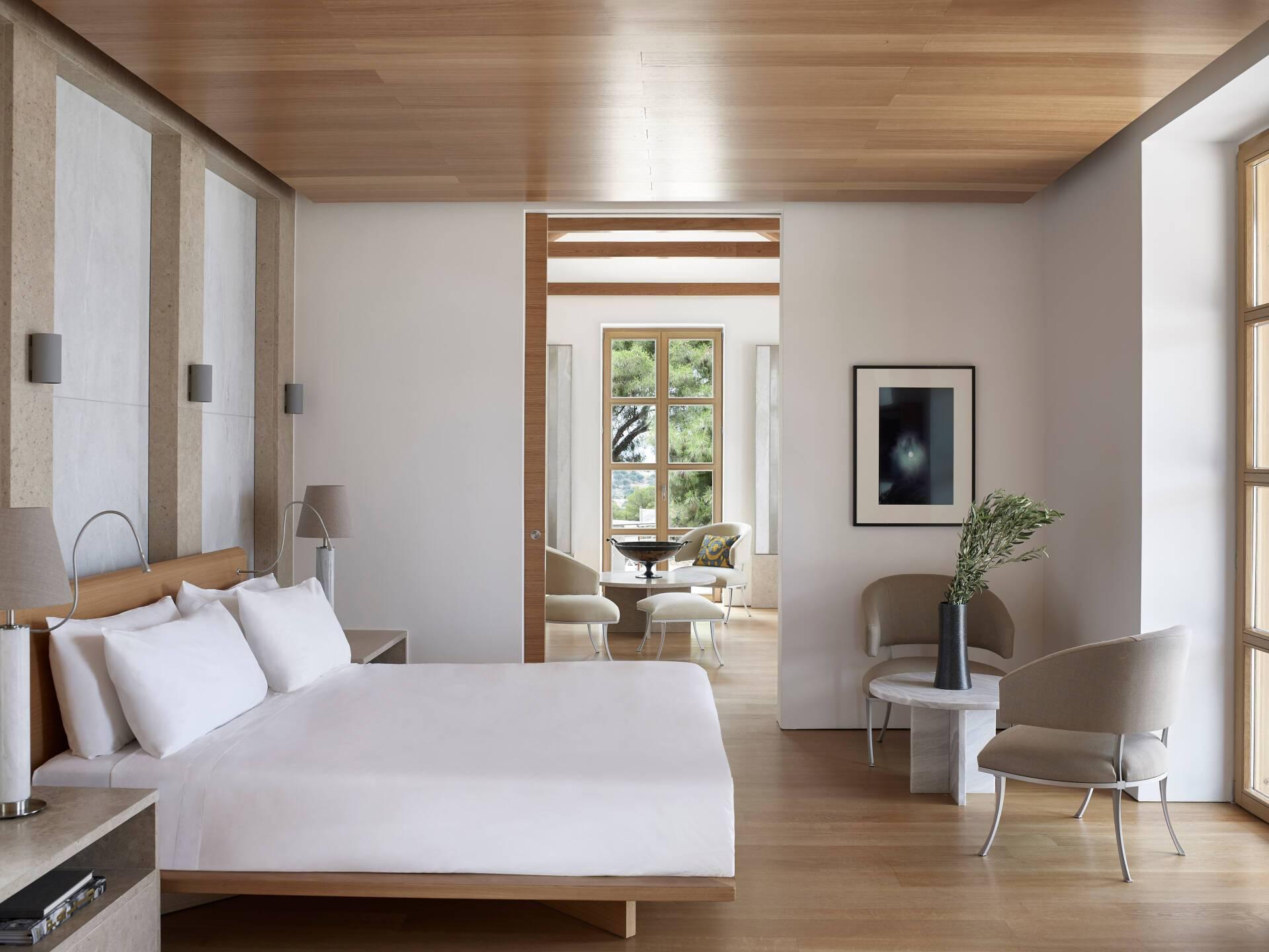 Amanzoe Villa 31 Chambre Grece Peloponnese