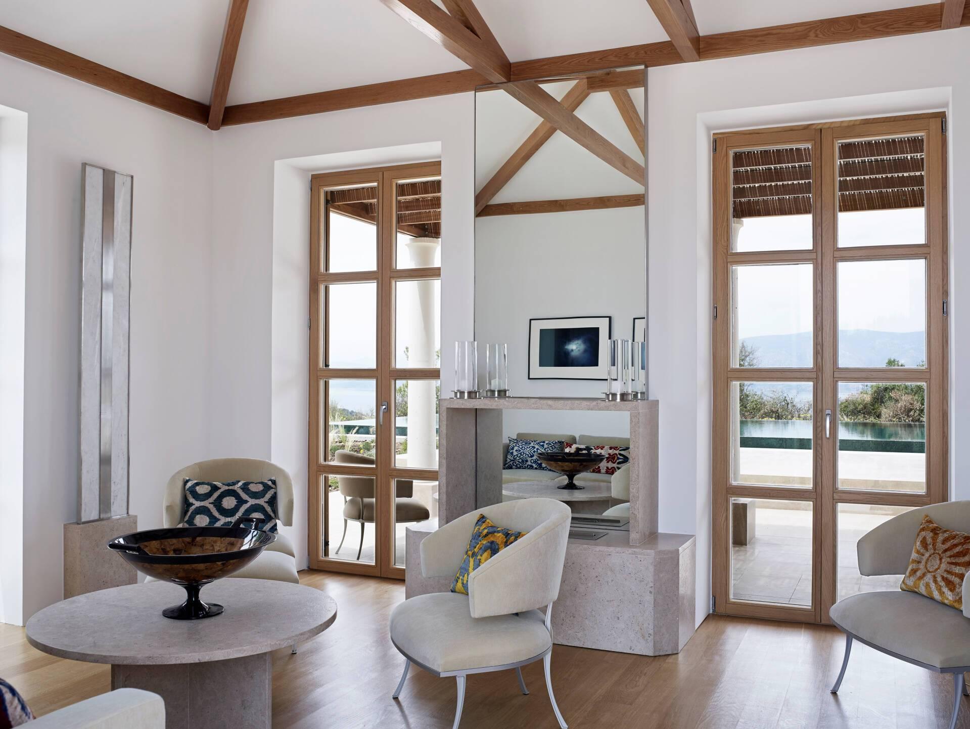 Amanzoe Villa 31 Salon Grece Peloponnese