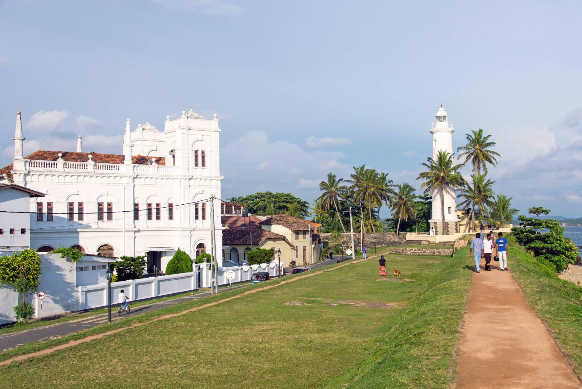 Amangalla Sri Lanka Phare