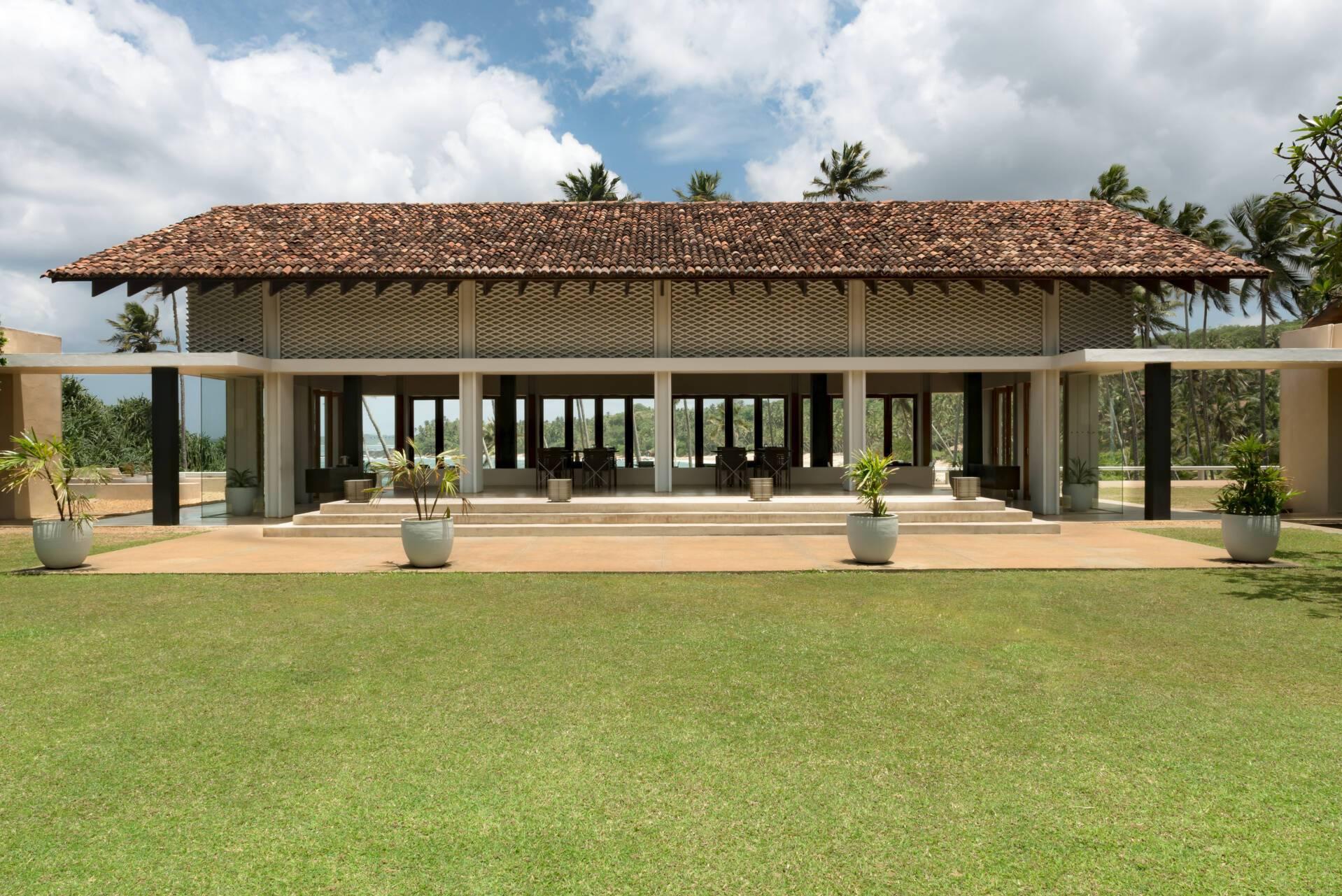 Amanwella Sri Lanka Lobby