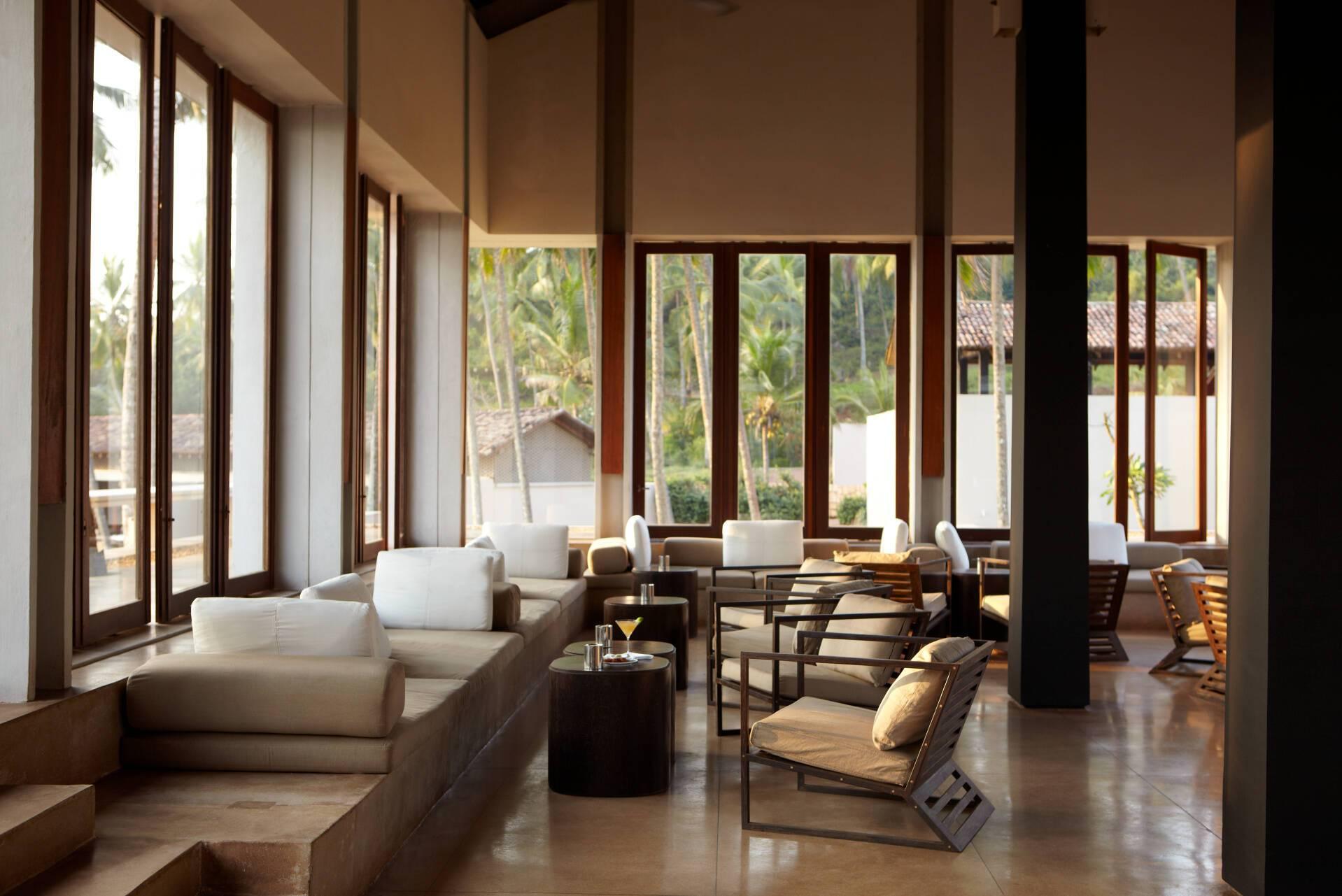Amanwella Sri Lanka Lounge Bar
