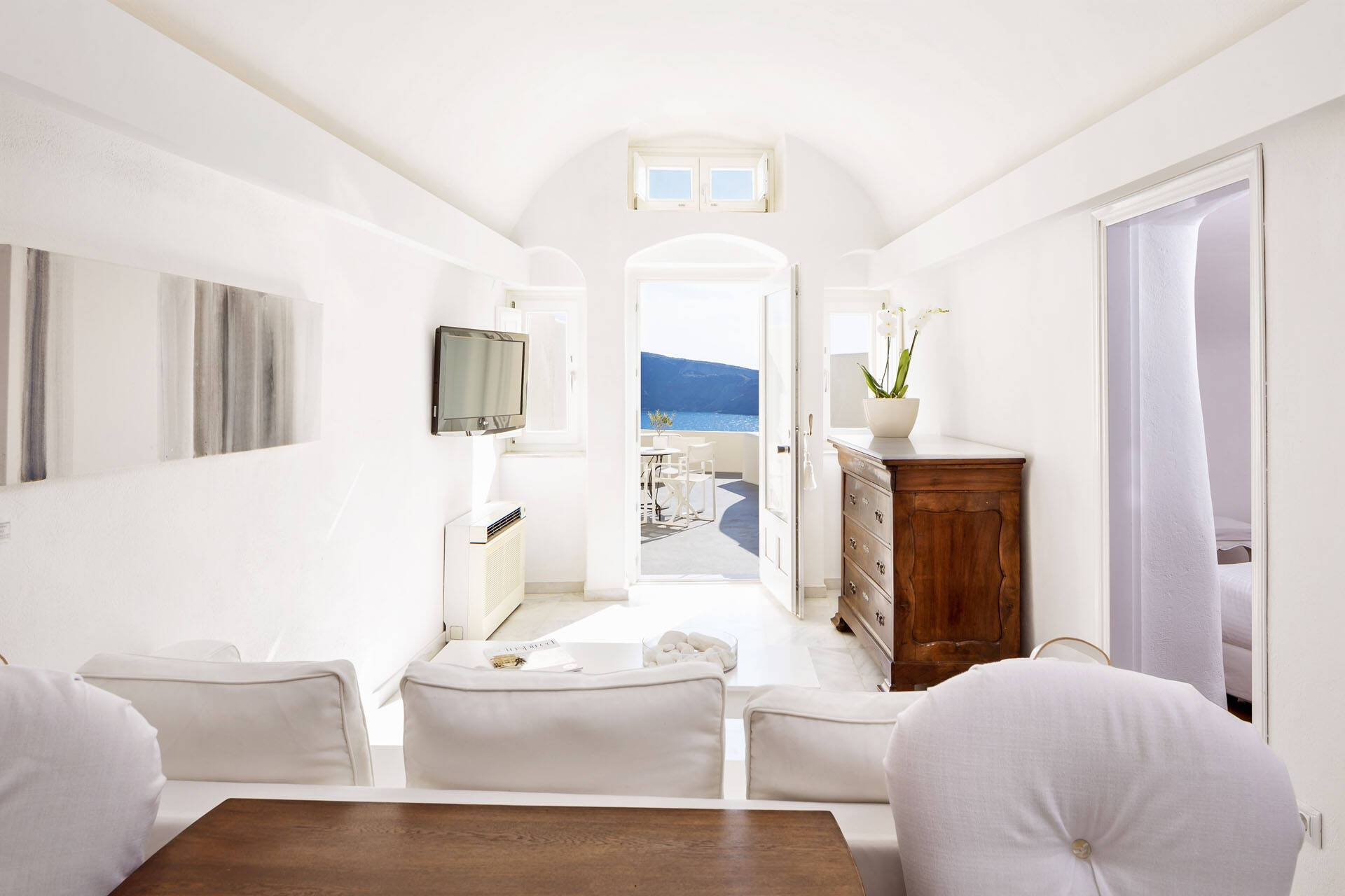 Canaves Oia Suites Santorin Grand Suite