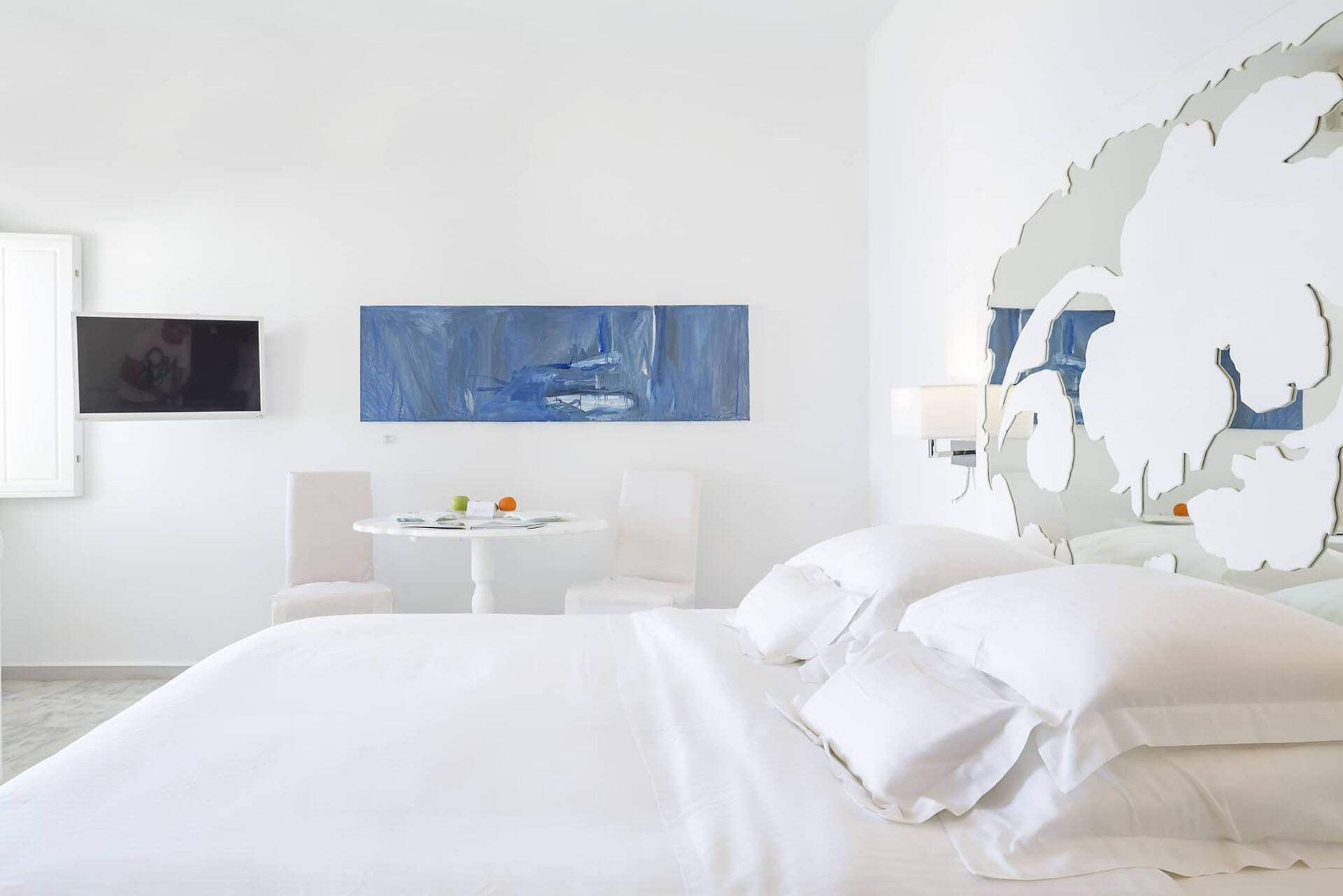 Canaves Oia Suites Santorin Junior Suite
