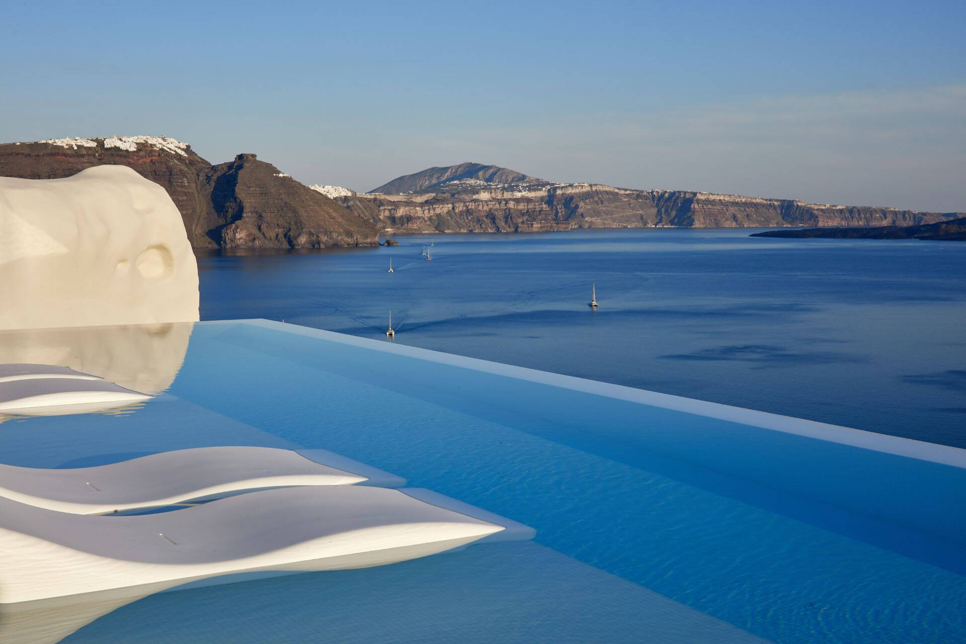 Canaves Oia Suites Santorin Piscine