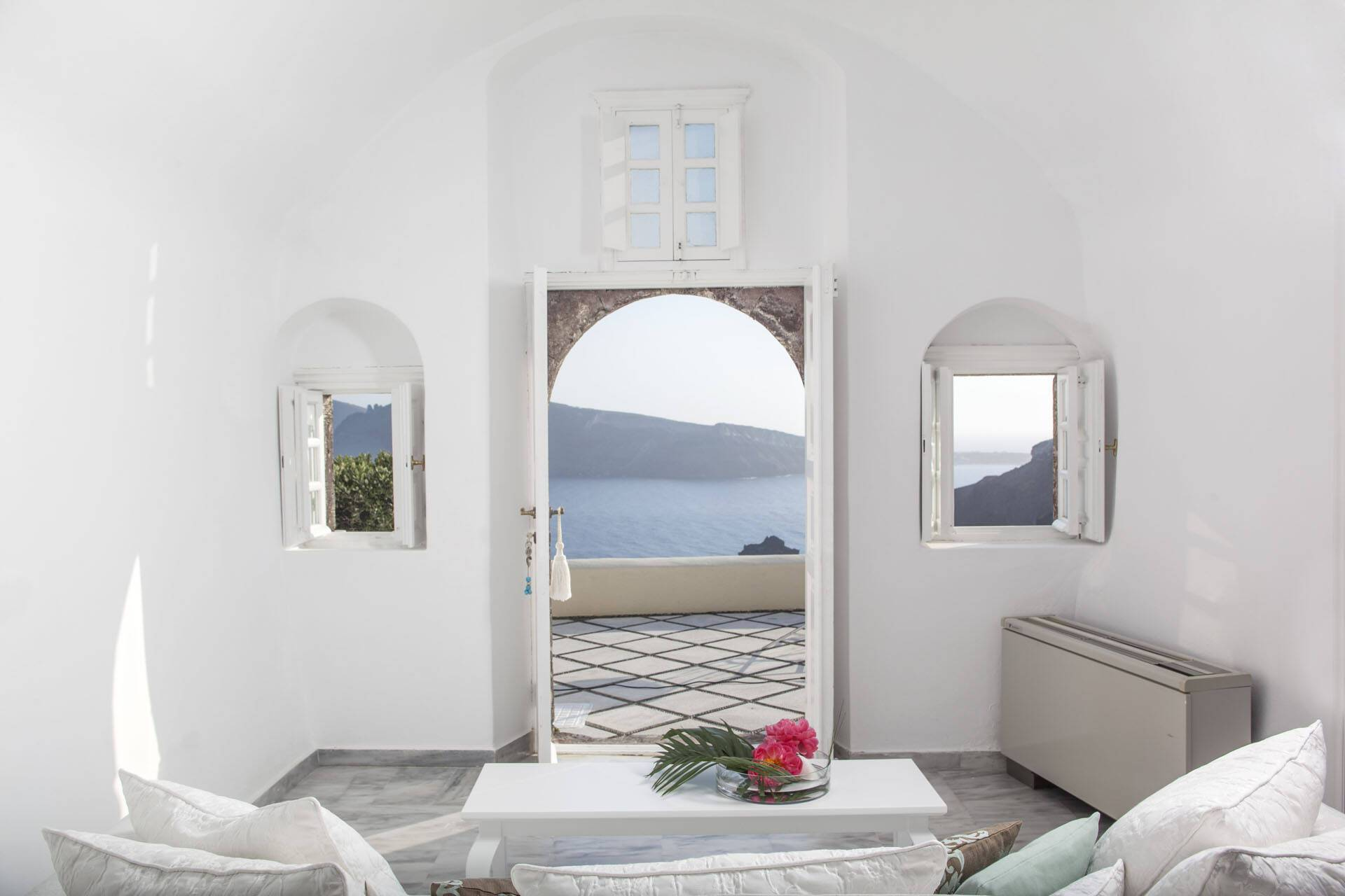 Canaves Oia Suites Santorin River Pool Suite