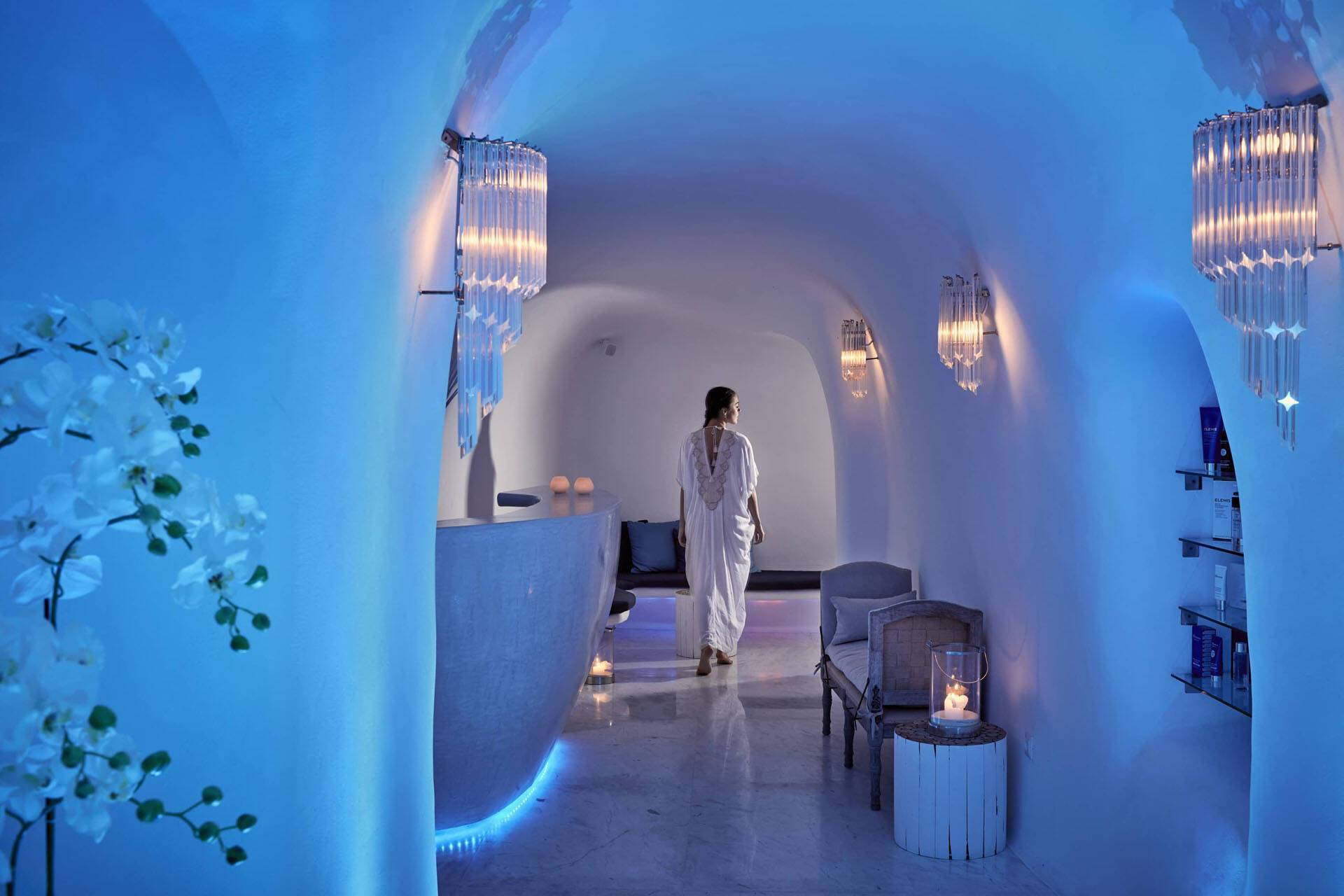 Canaves Oia Suites Santorin Spa