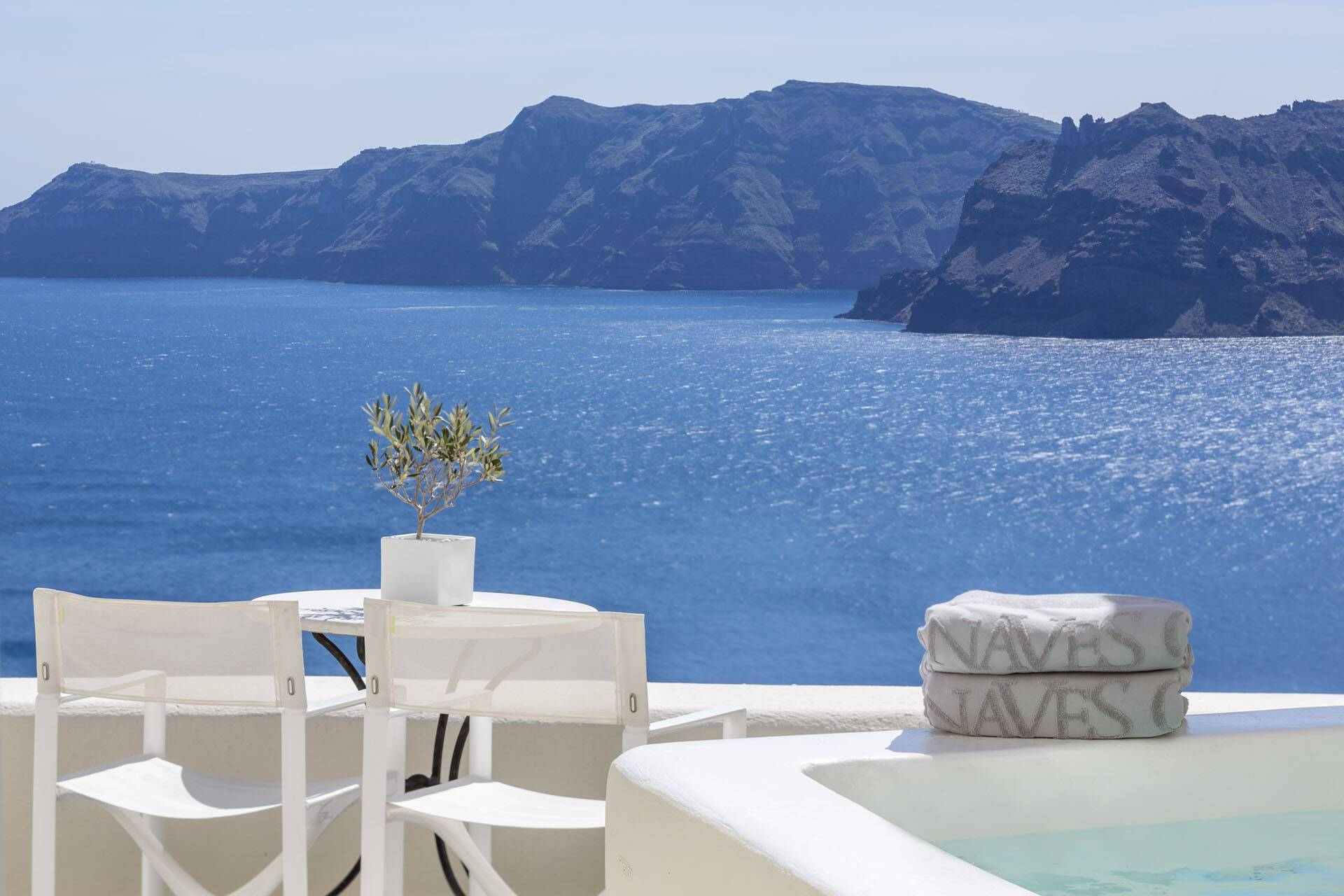 Canaves Oia Suites Santorin Superior Suite