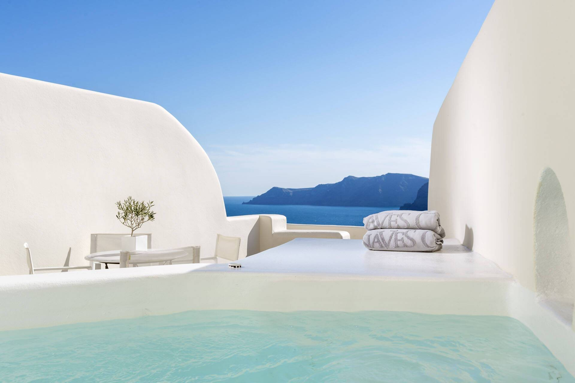 Canaves Oia Suites SantorinJunior Suite