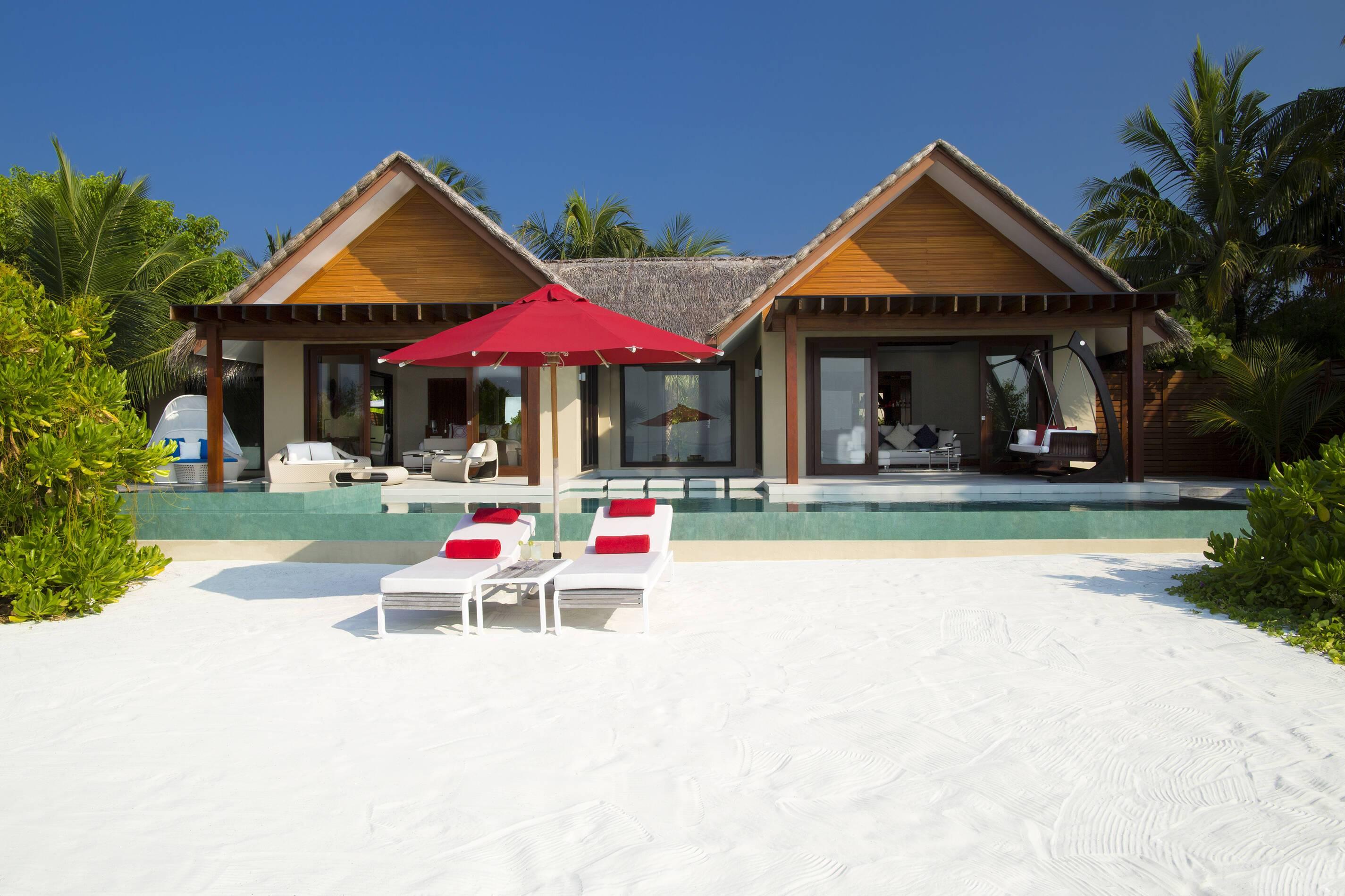 Niyama Maldives Beach Pavillon Plage