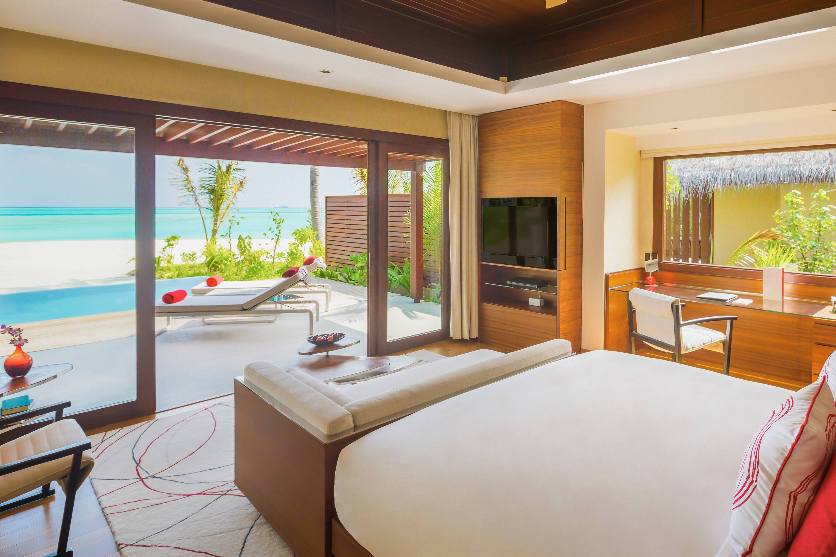 Niyama Maldives Beach Pool Suite