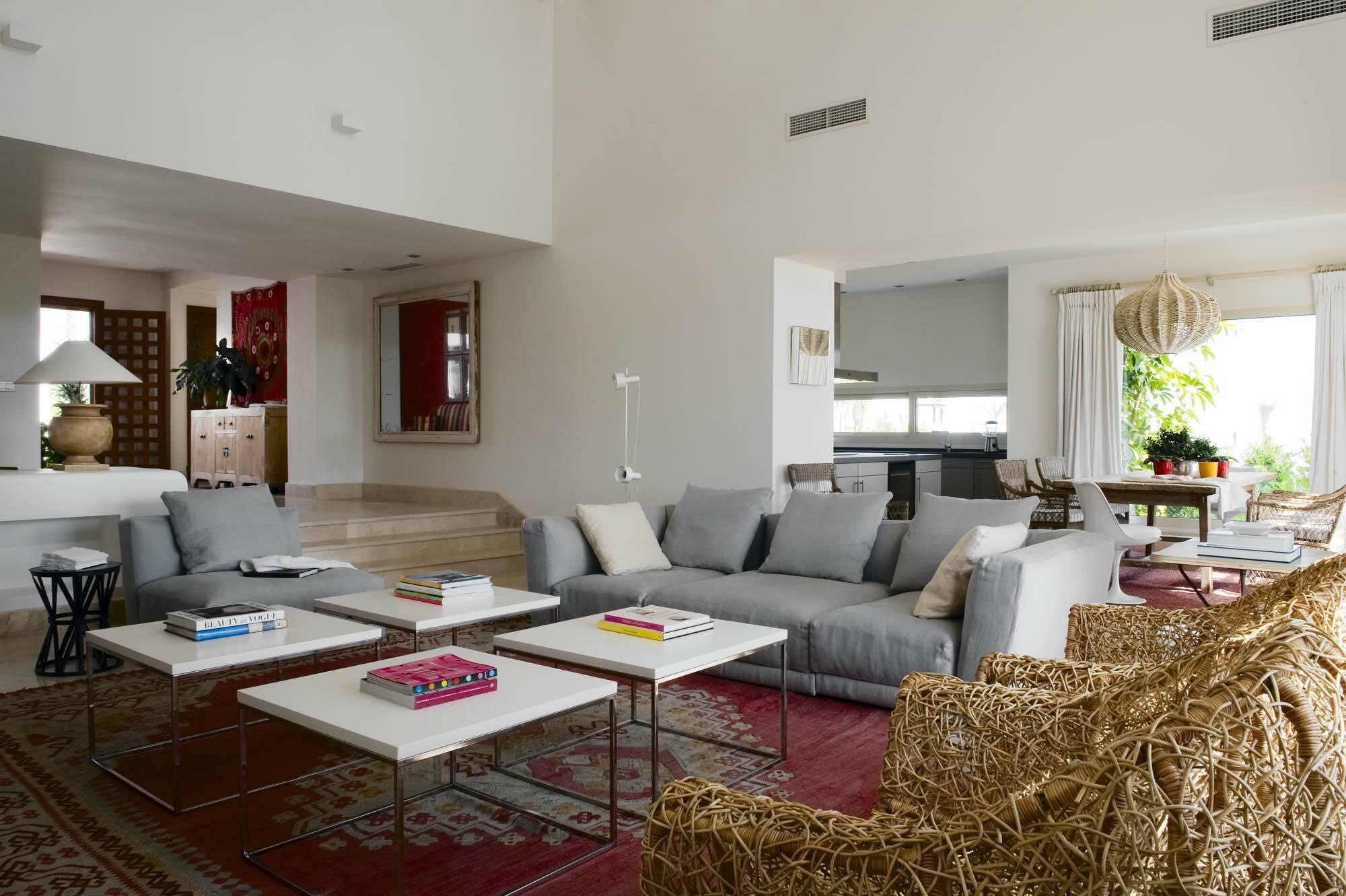 Finca Cortesin Malaga Espagne Villa Salon