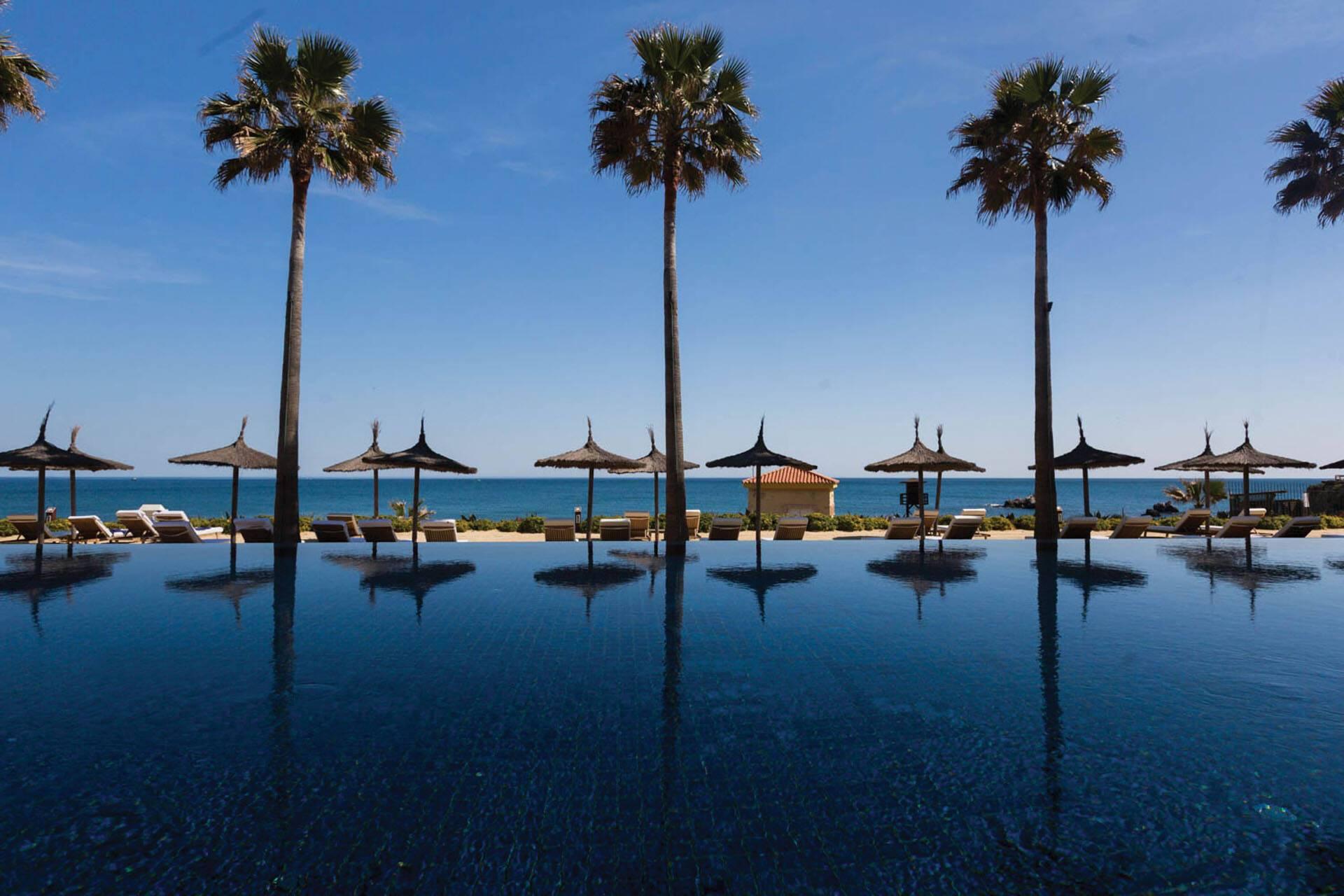 Finca Cortesin Marbella Beach Club