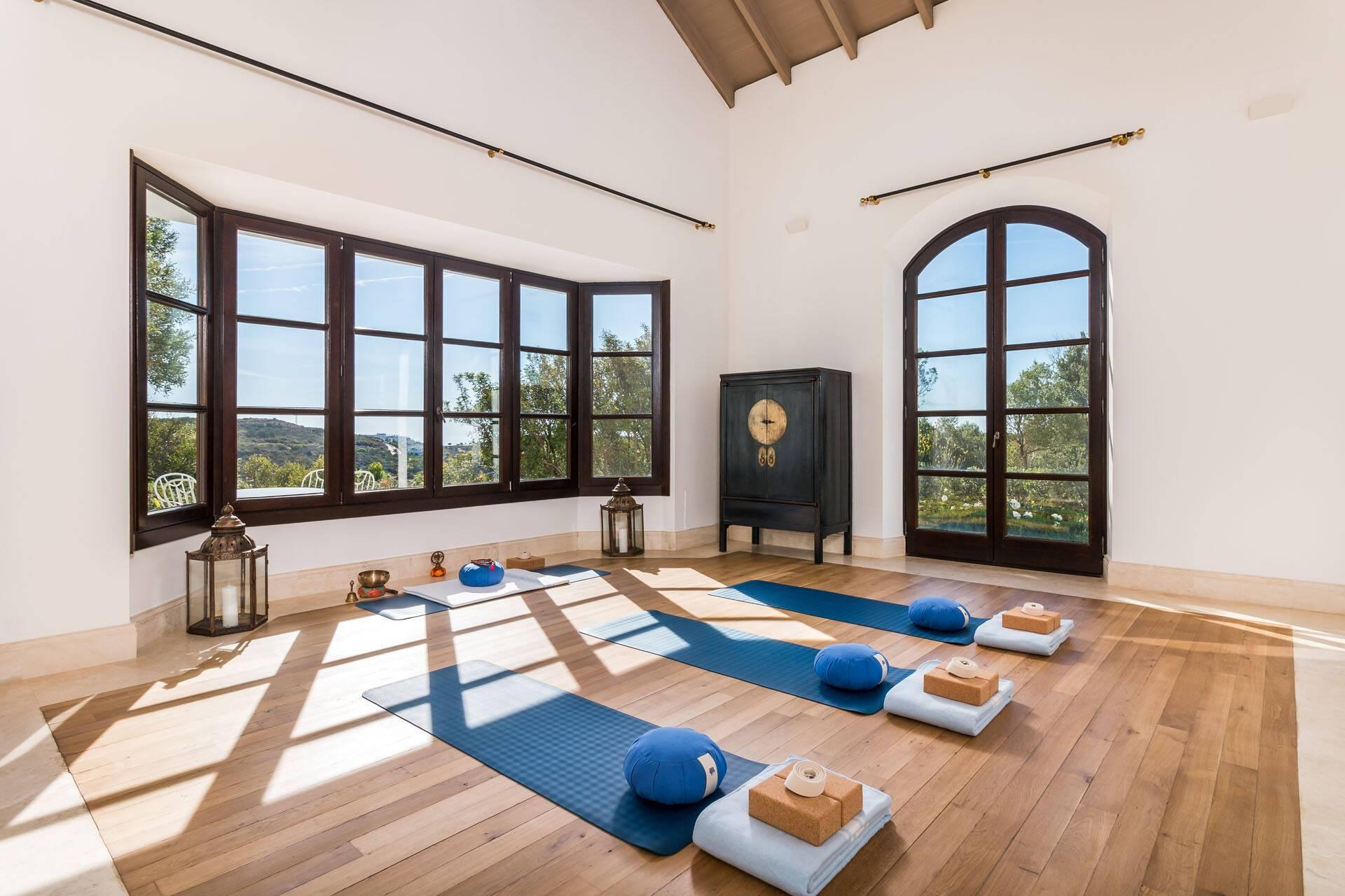 Finca Cortesin Marbella Yoga Arani
