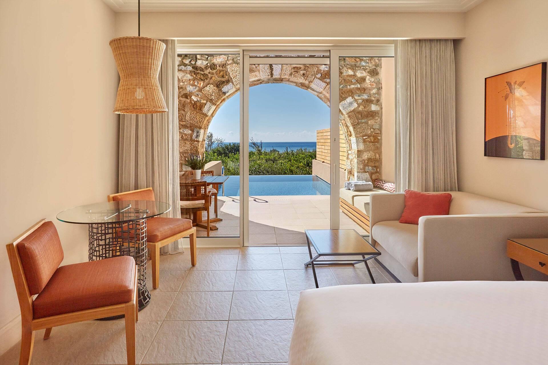 Costa Navarino Peloponnese PremiumInfinityRoom