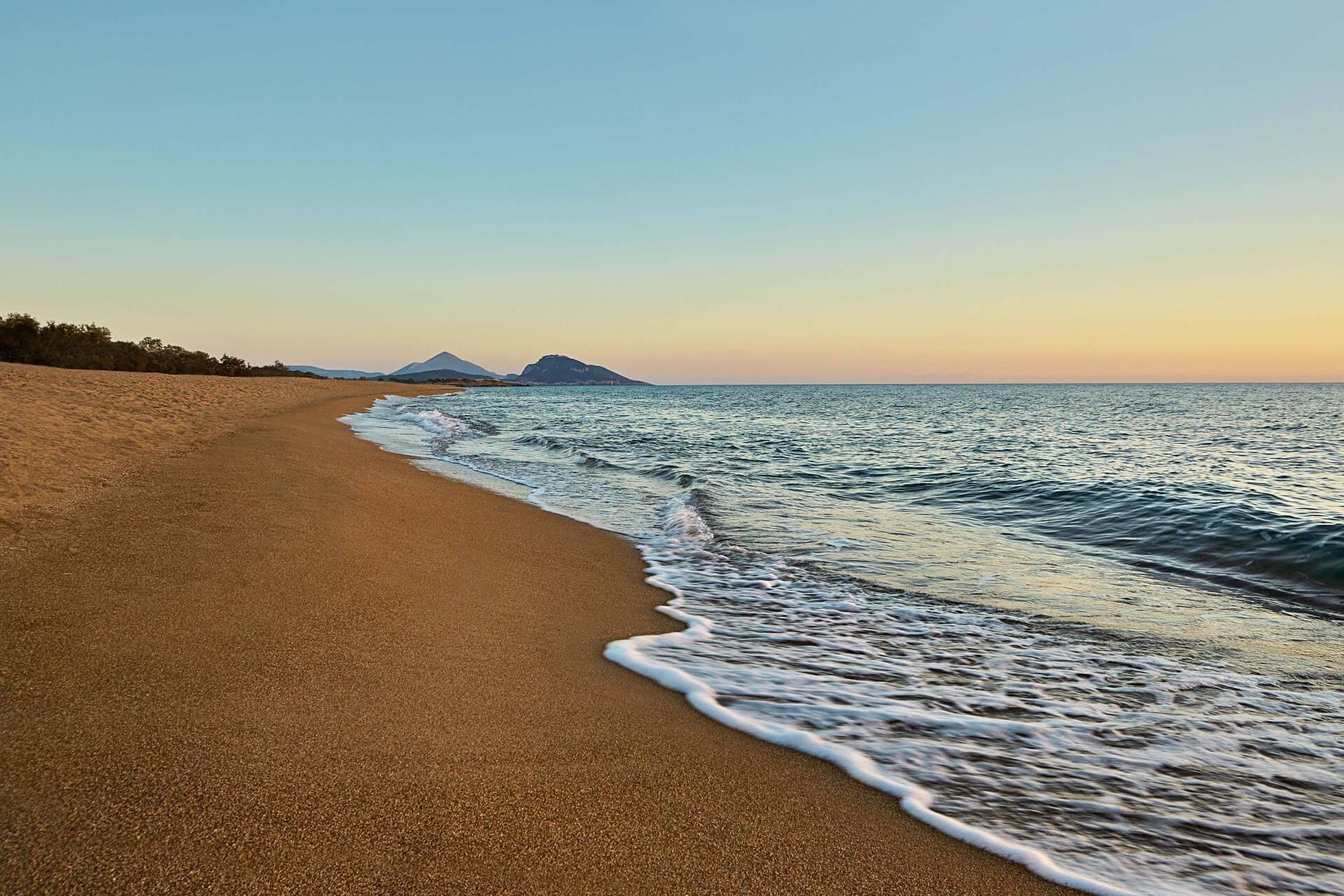 Costa Navarino Peloponnese TheDunesBeach