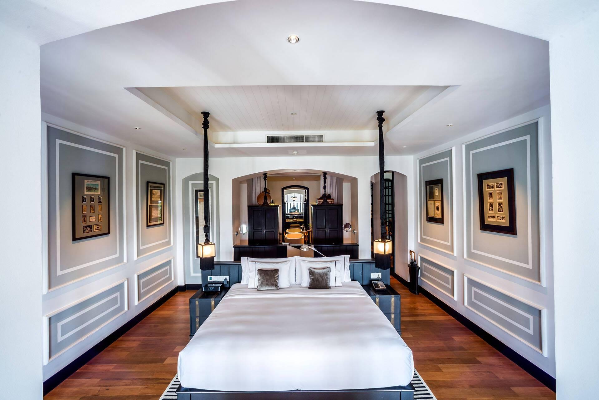 Siam Bangkok Mae Name Suite Chambre
