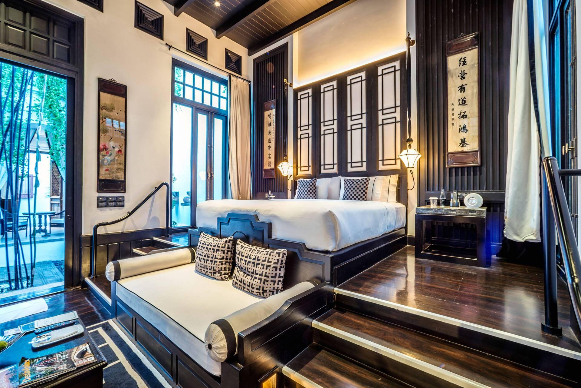 Siam Bangkok Pool Villa Chambre