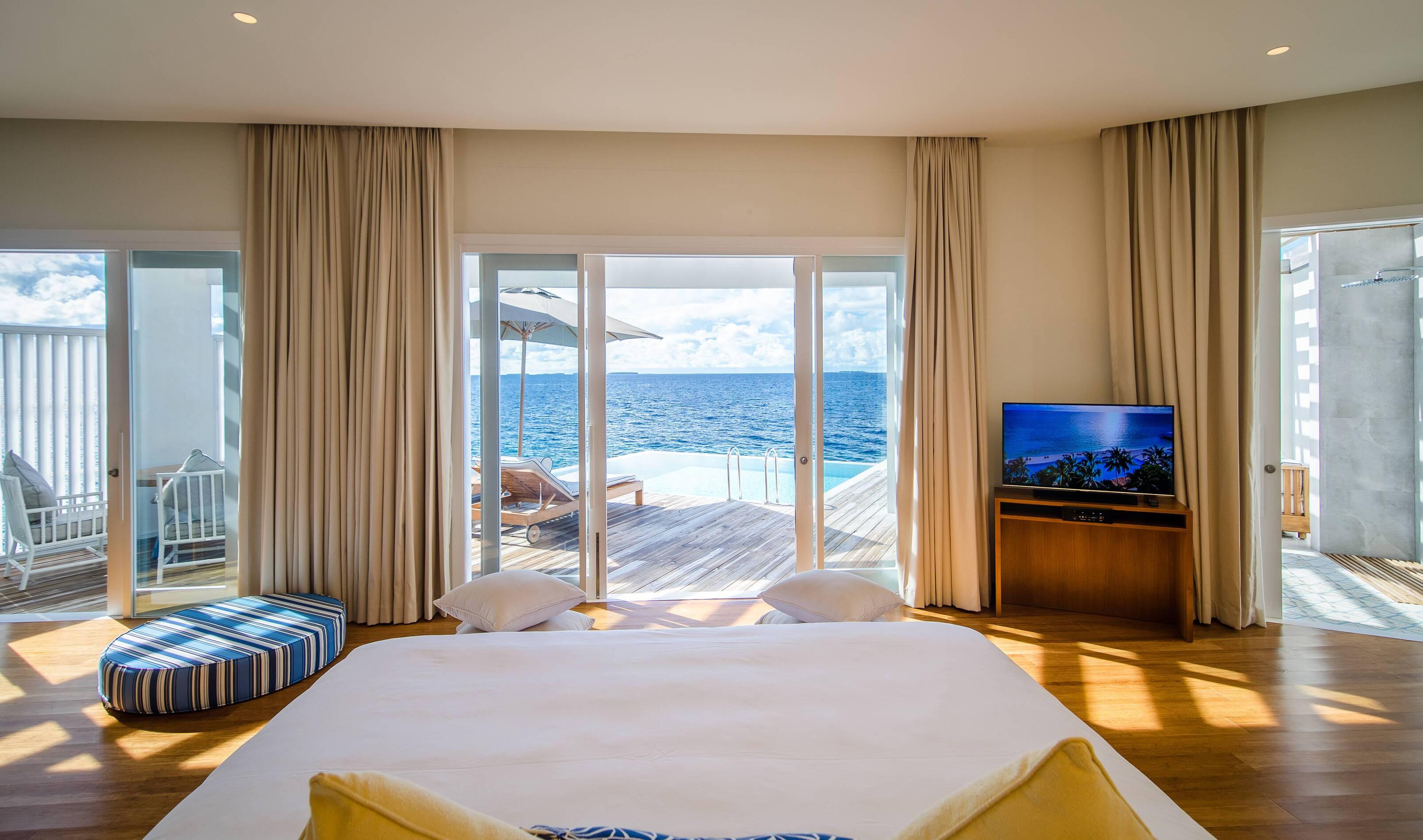 Amilla Maldives Resort Chambre