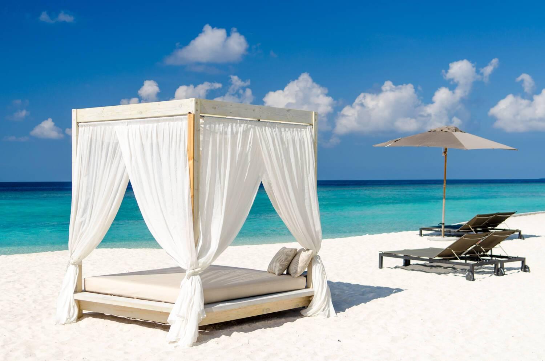 Amilla Maldives Resort Day Bed