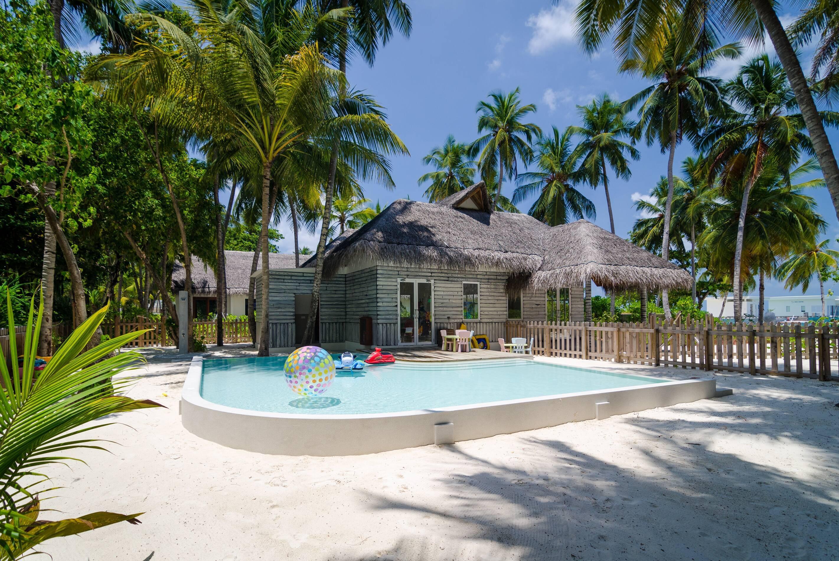 Amilla Maldives Resort Kids Club