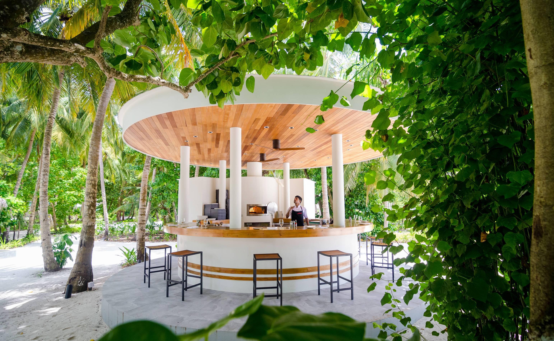 Amilla Maldives Resort Pizerria