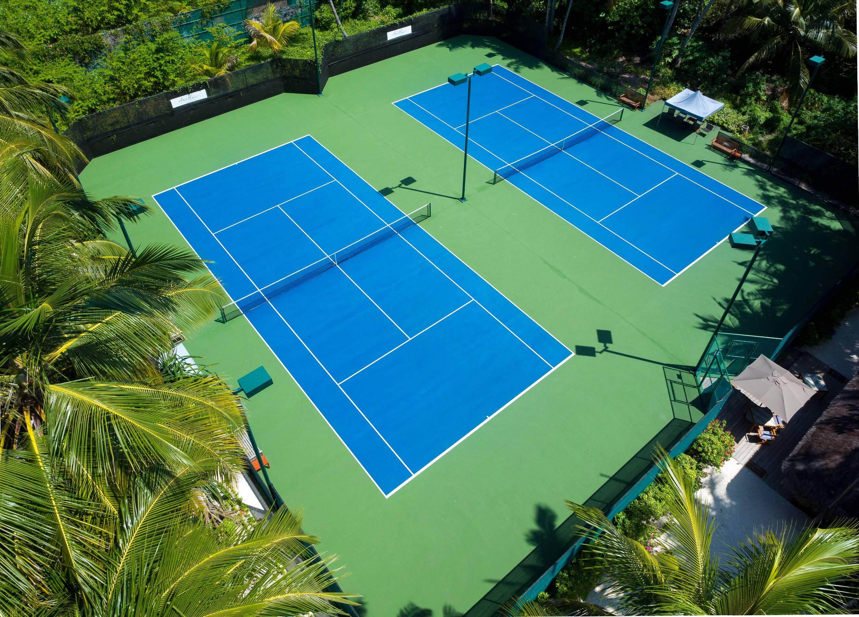 Amilla Maldives Resort Tennis