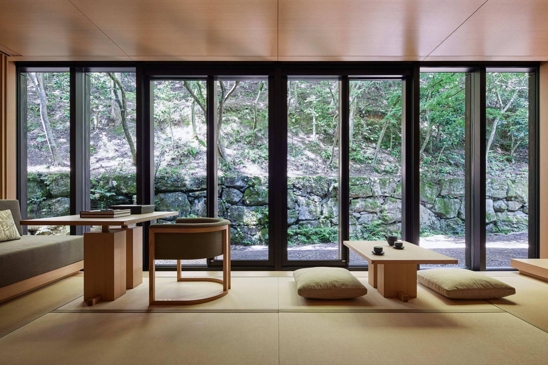 Aman Kyoto Office