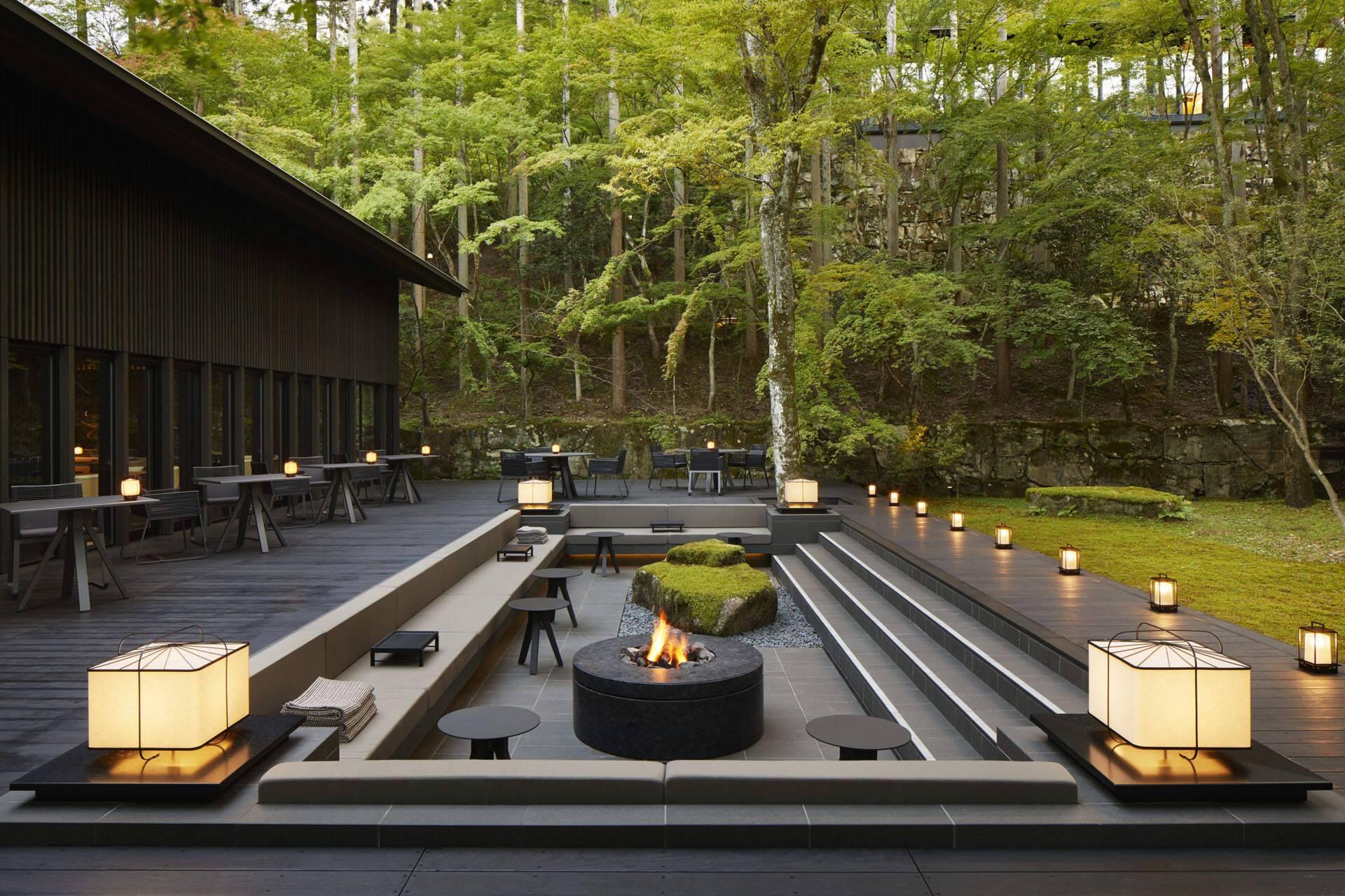 Aman Kyoto Pavilion