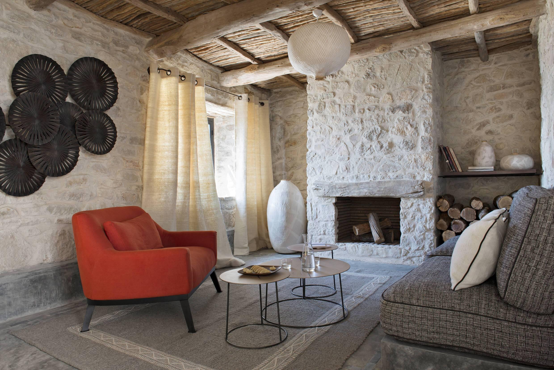Maison Reves Arganiers Azrarag Sud Maroc Interieur