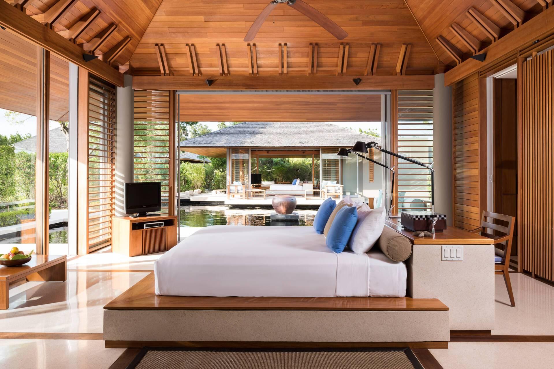 Amanyara Villa Chambre Turks et Caicos
