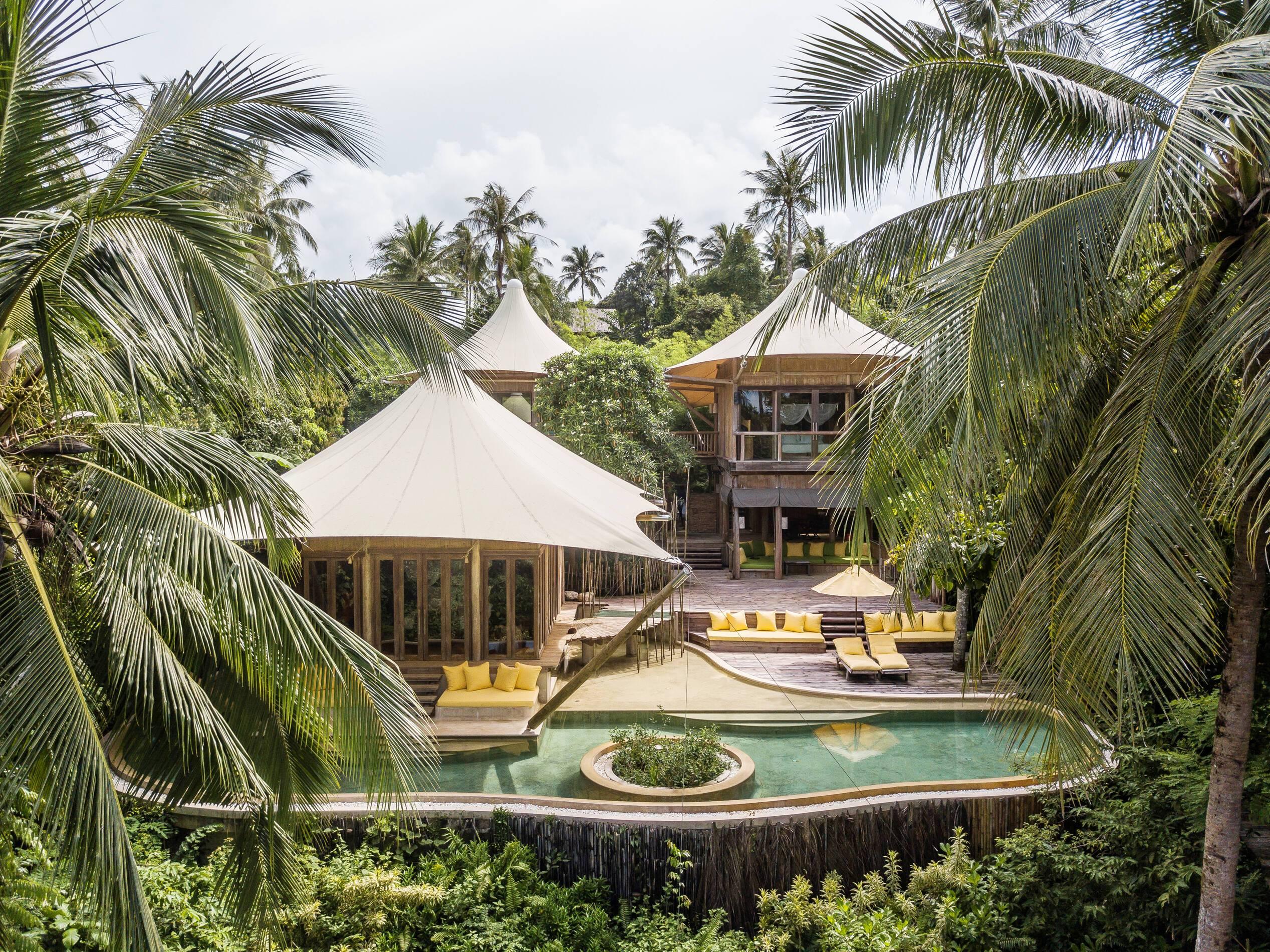 Soneva Kiri Ko Kood Thailande 2 Bedroom Junior Beach Pool