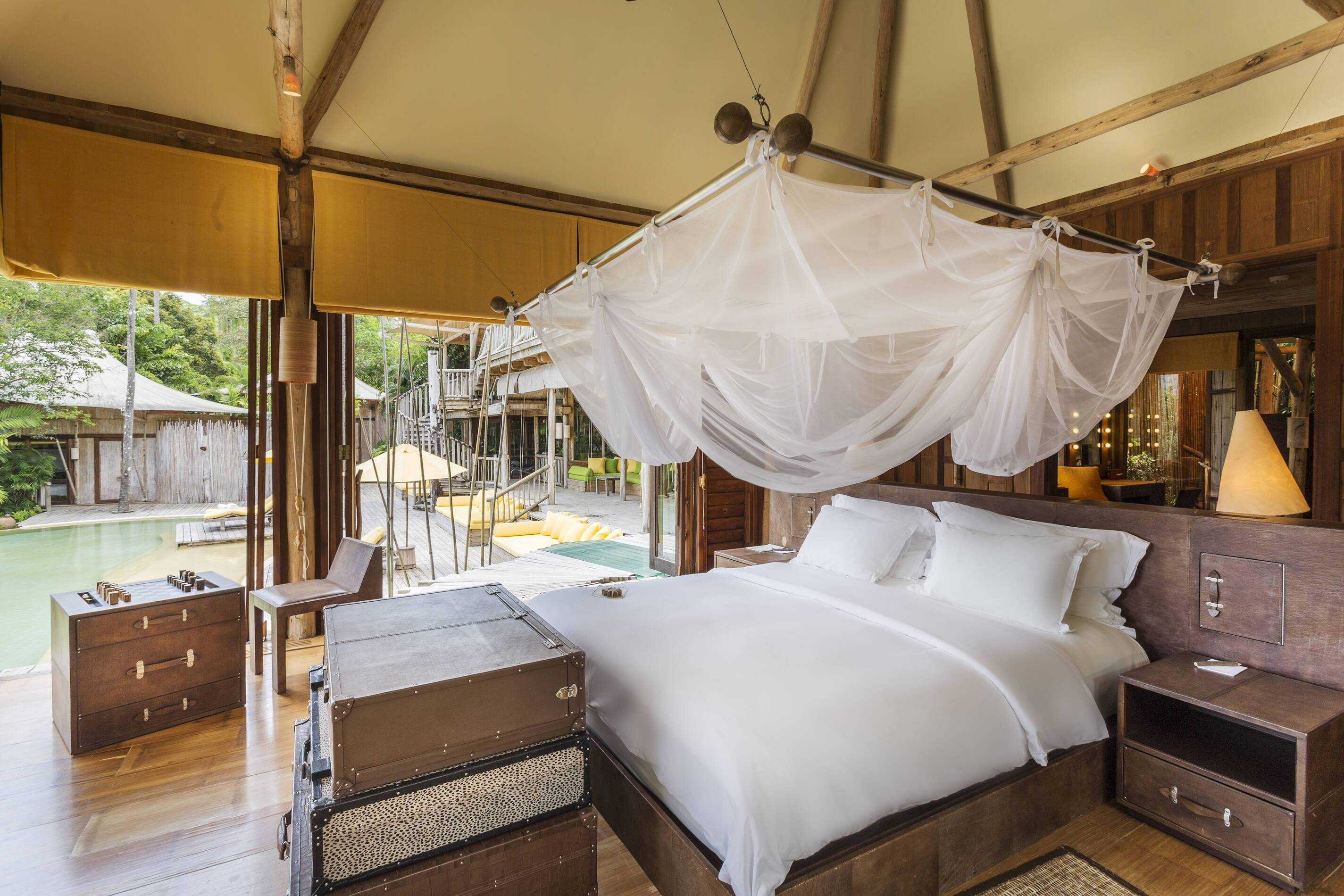 Soneva Kiri Ko Kood Thailande 5 Bedroom Beach Pool Asit Maneesarn
