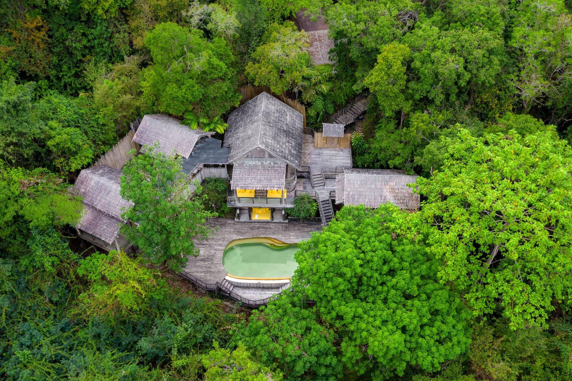 Soneva Kiri Thailande 1 Bedroom Bayview Villa Suite