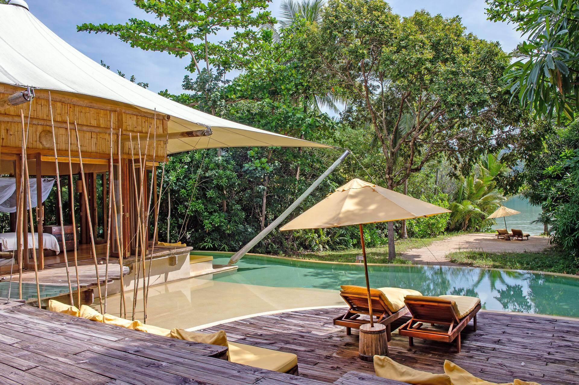 Soneva Kiri Thailande 1 Bedroom Beach Pool Villa Suite