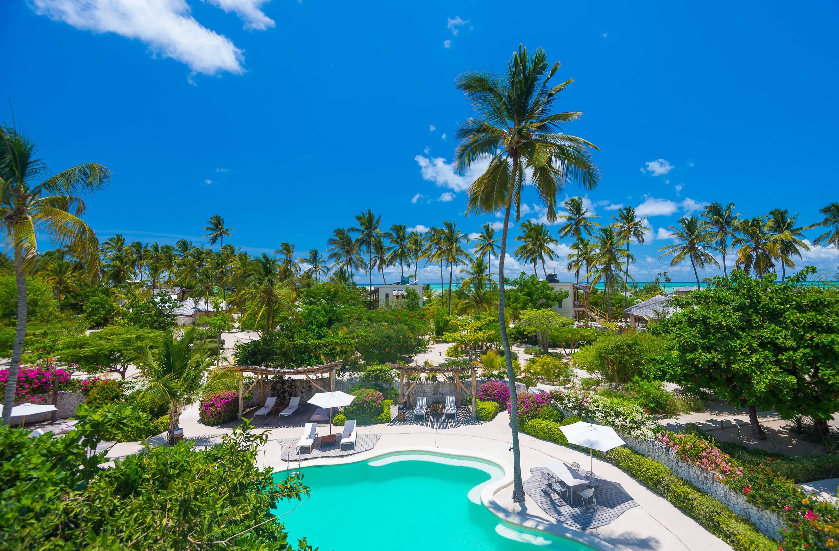 White Sand Zanzibar Hotel